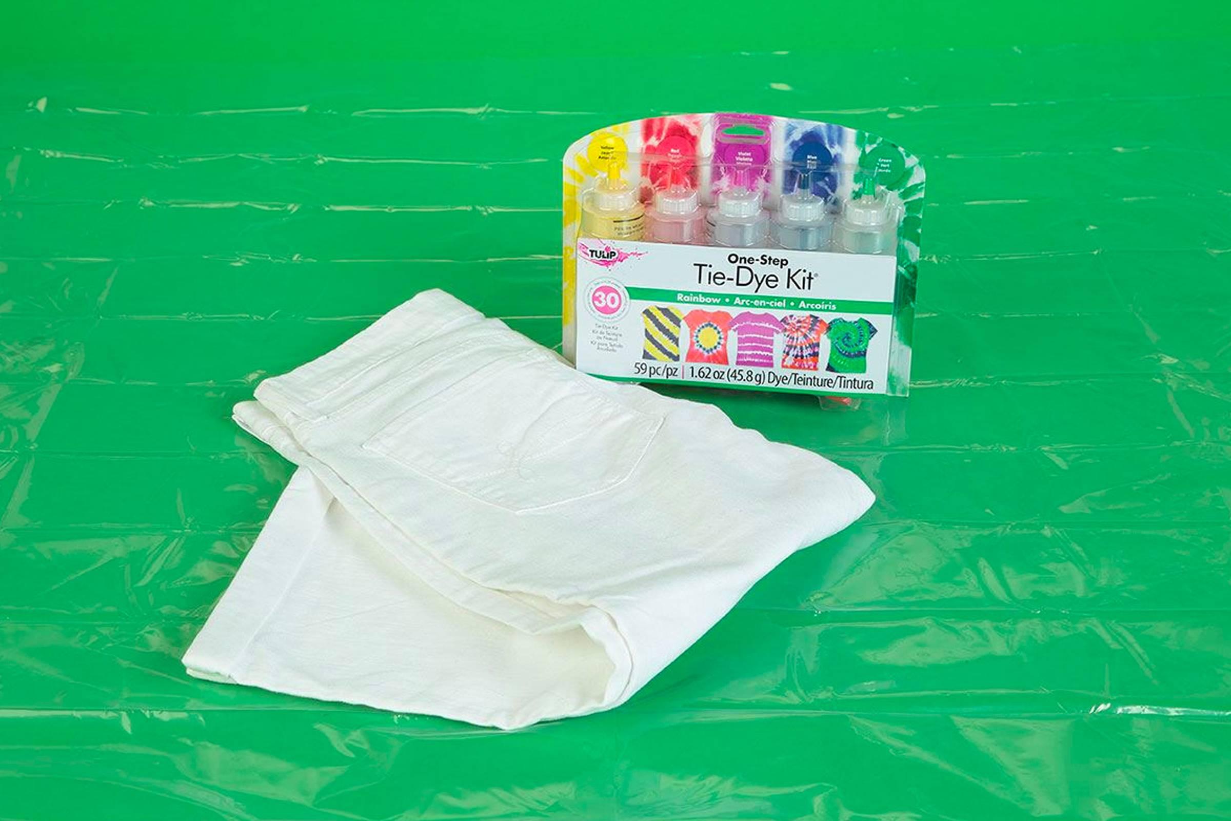 How To Tie Dye Pants