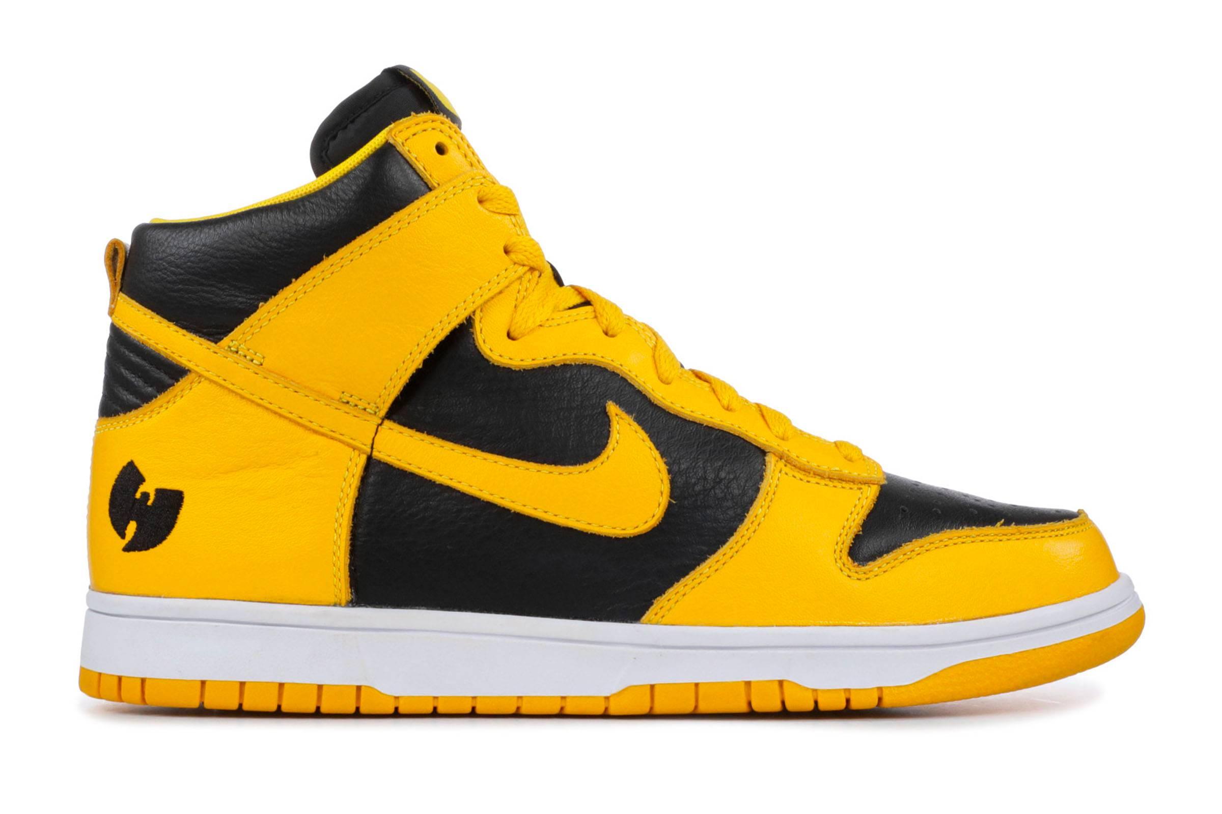 """7. Nike Dunk High """"Wu-Tang Clan"""""""