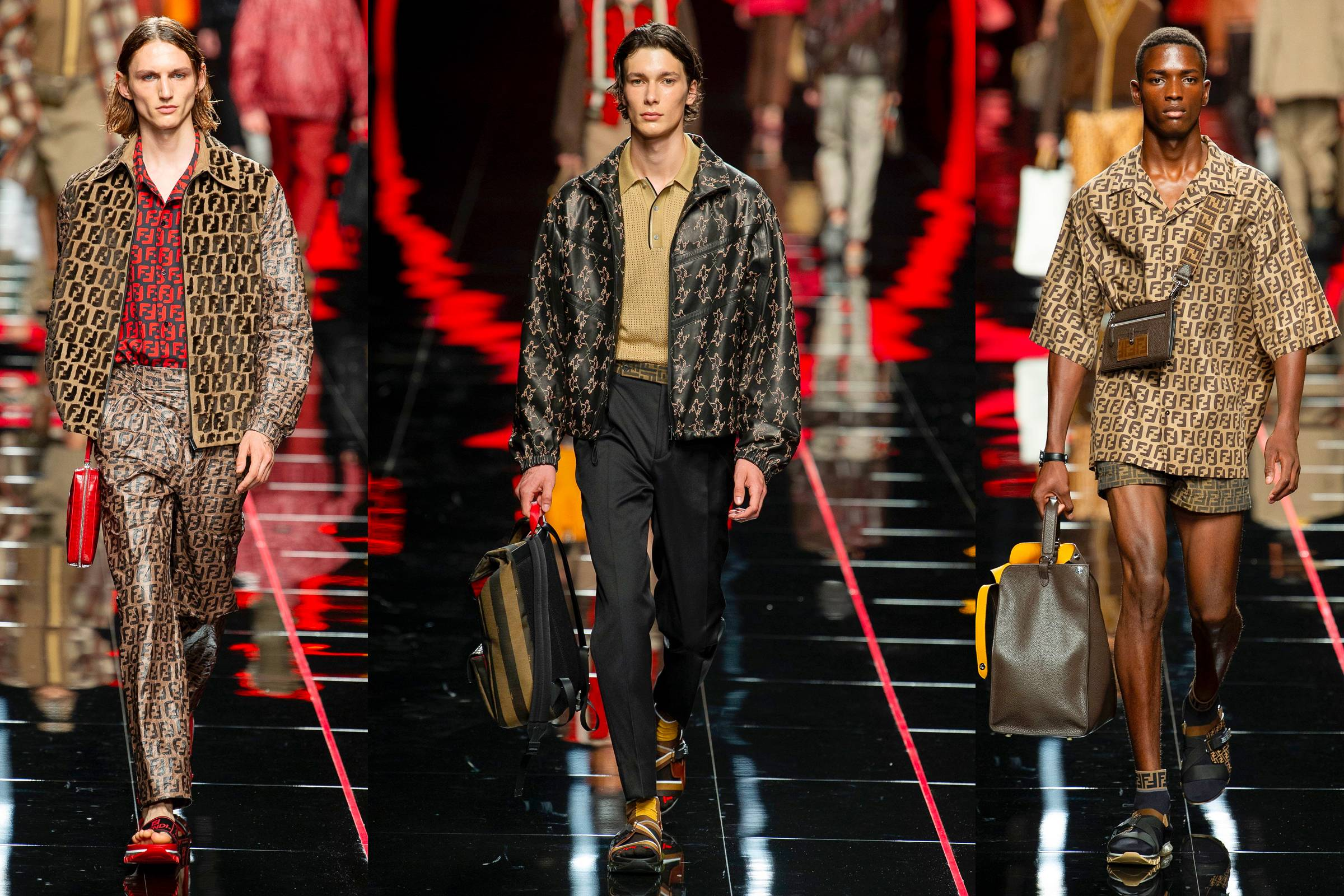 Fendi Goes 'Fiend'-ish