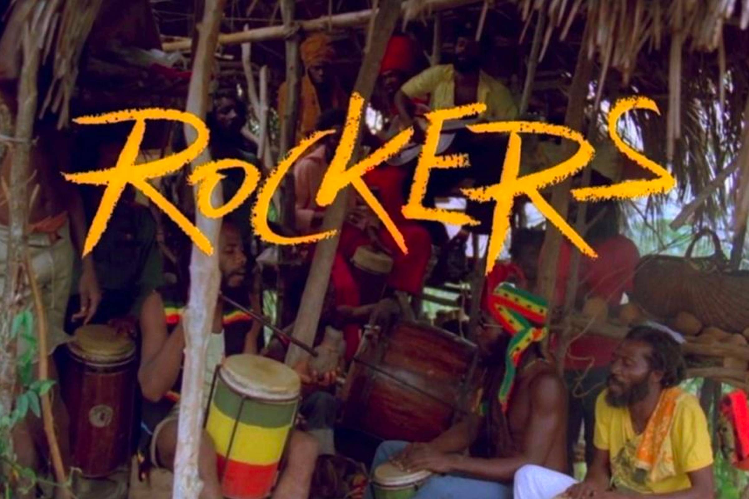 """Rockers"": How One Cult Film Defined Reggae Style"