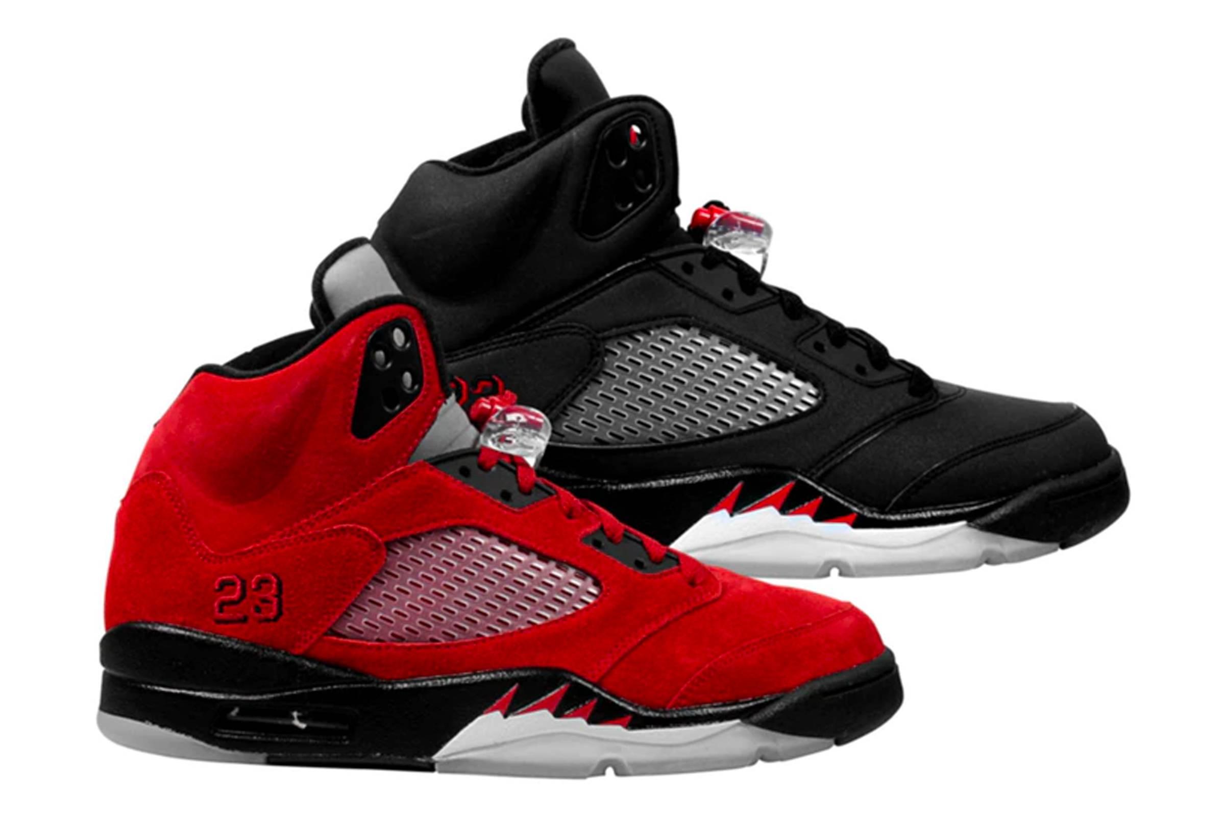 """Air Jordan V """"Raging Bull Pack"""""""