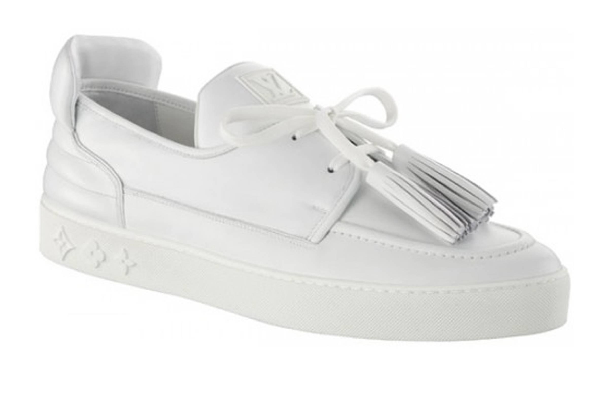 Kanye West x Louis Vuitton Mr. Hudson Shoes