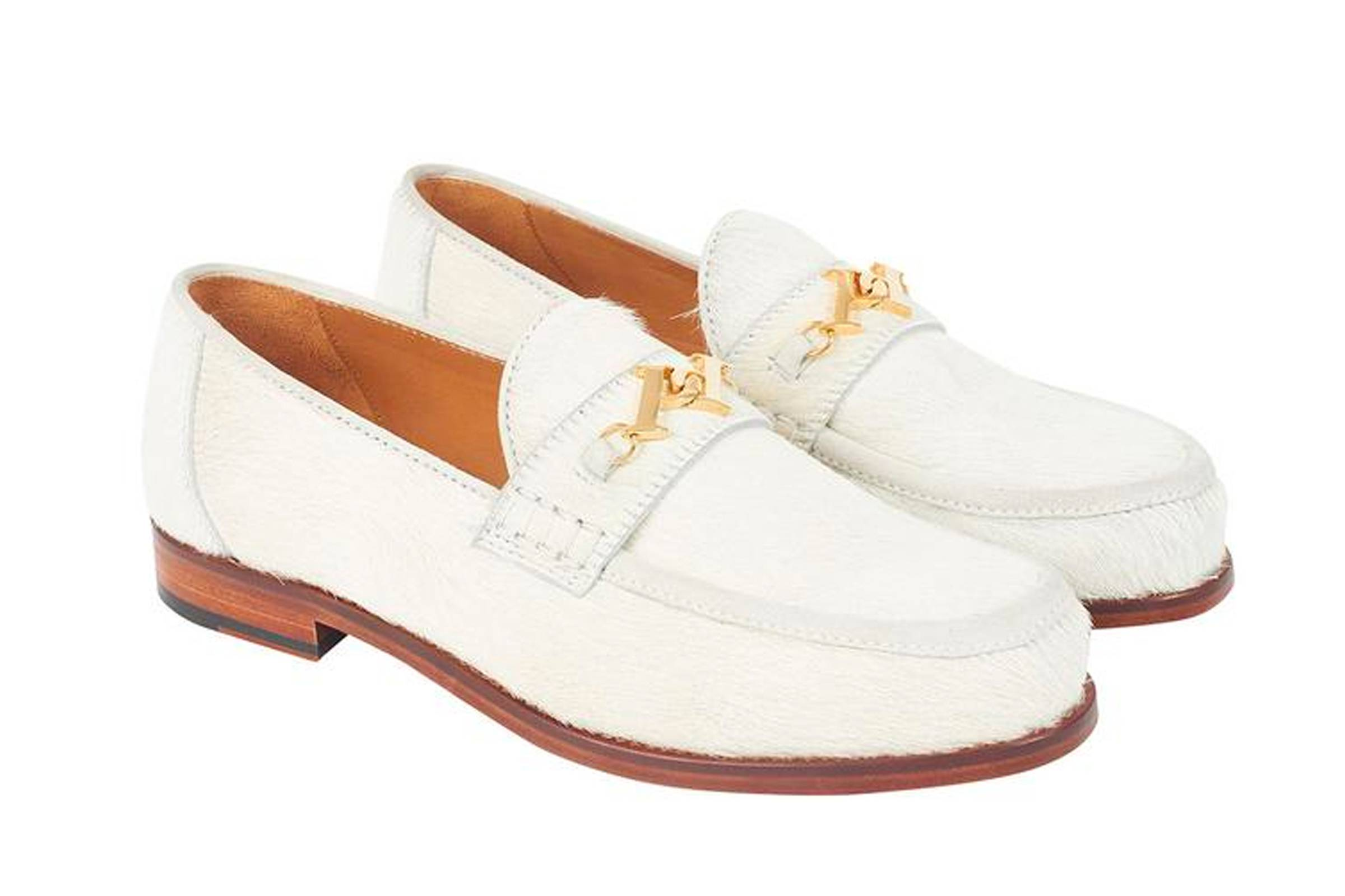 Palace Pony Hair Loafer