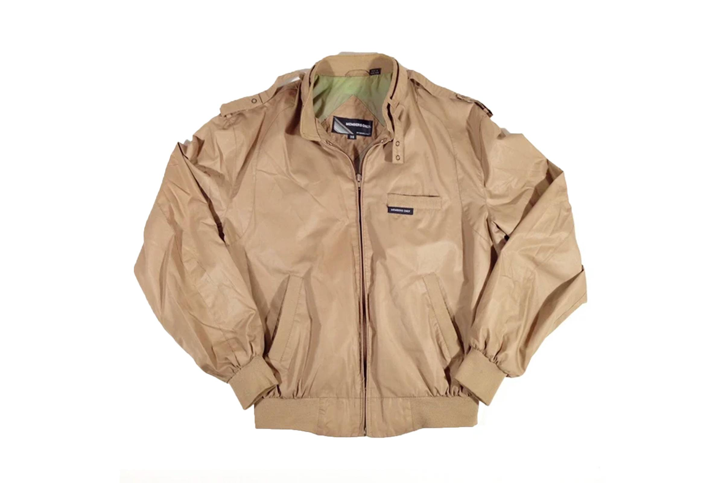 Members Only Coach's Jacket