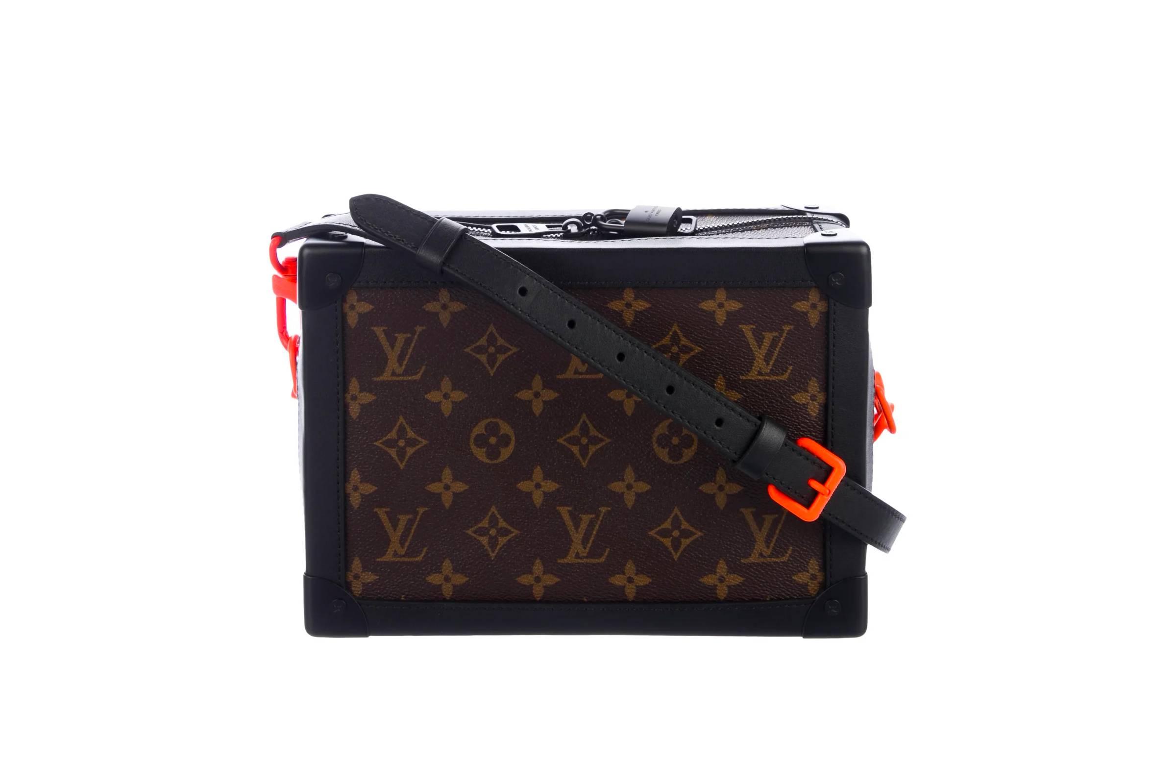 Louis Vuitton Monogram Soft Trunk Bag