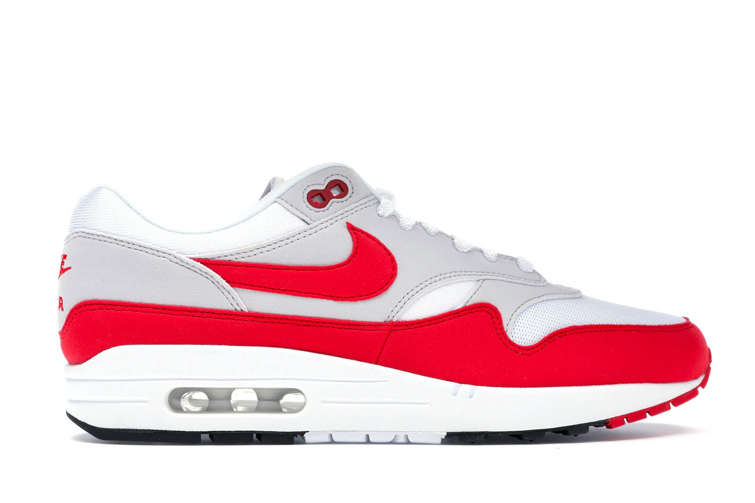 "Nike Air Max 1 ""Anniversary Red"""