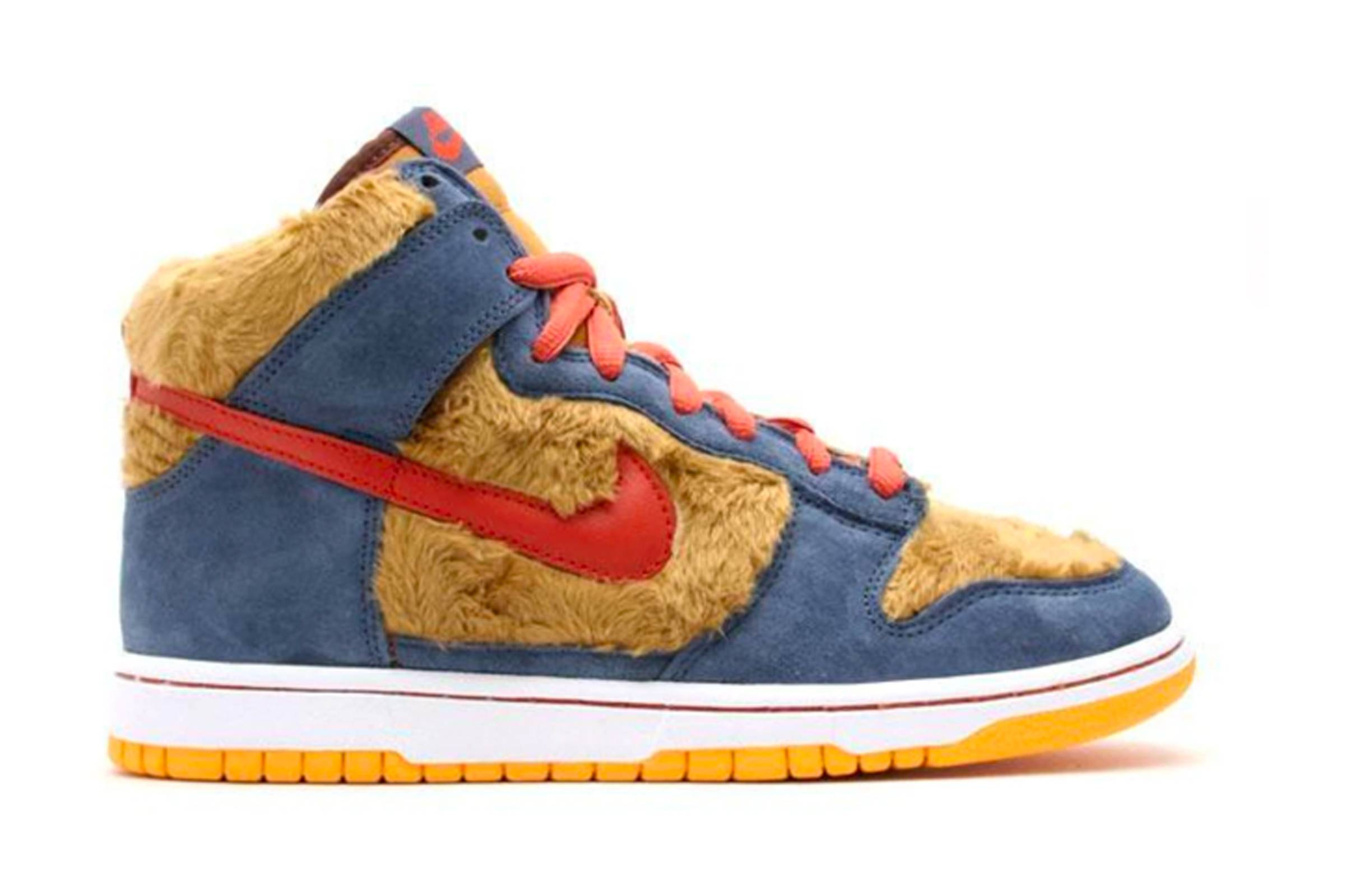 "Nike Dunk High SB ""Papa Bear"""