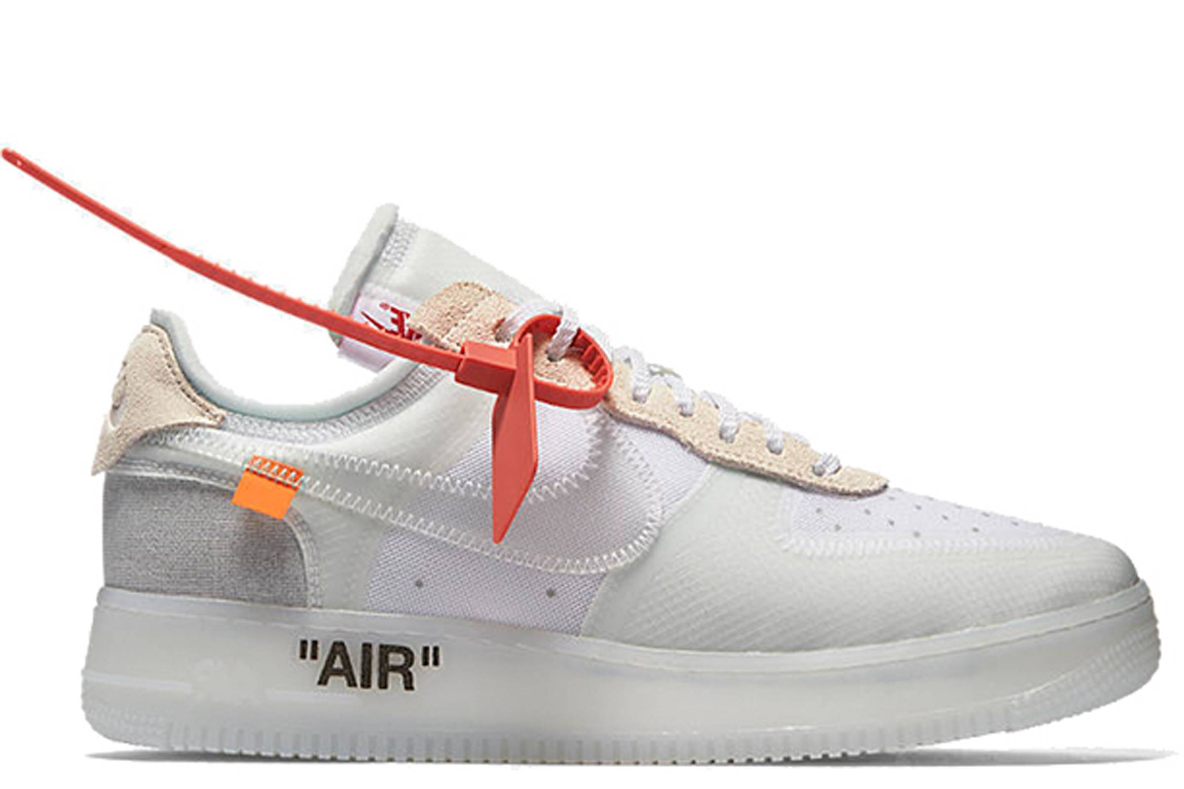 size 40 840df d0f78 Off-White x Nike Air Force 1
