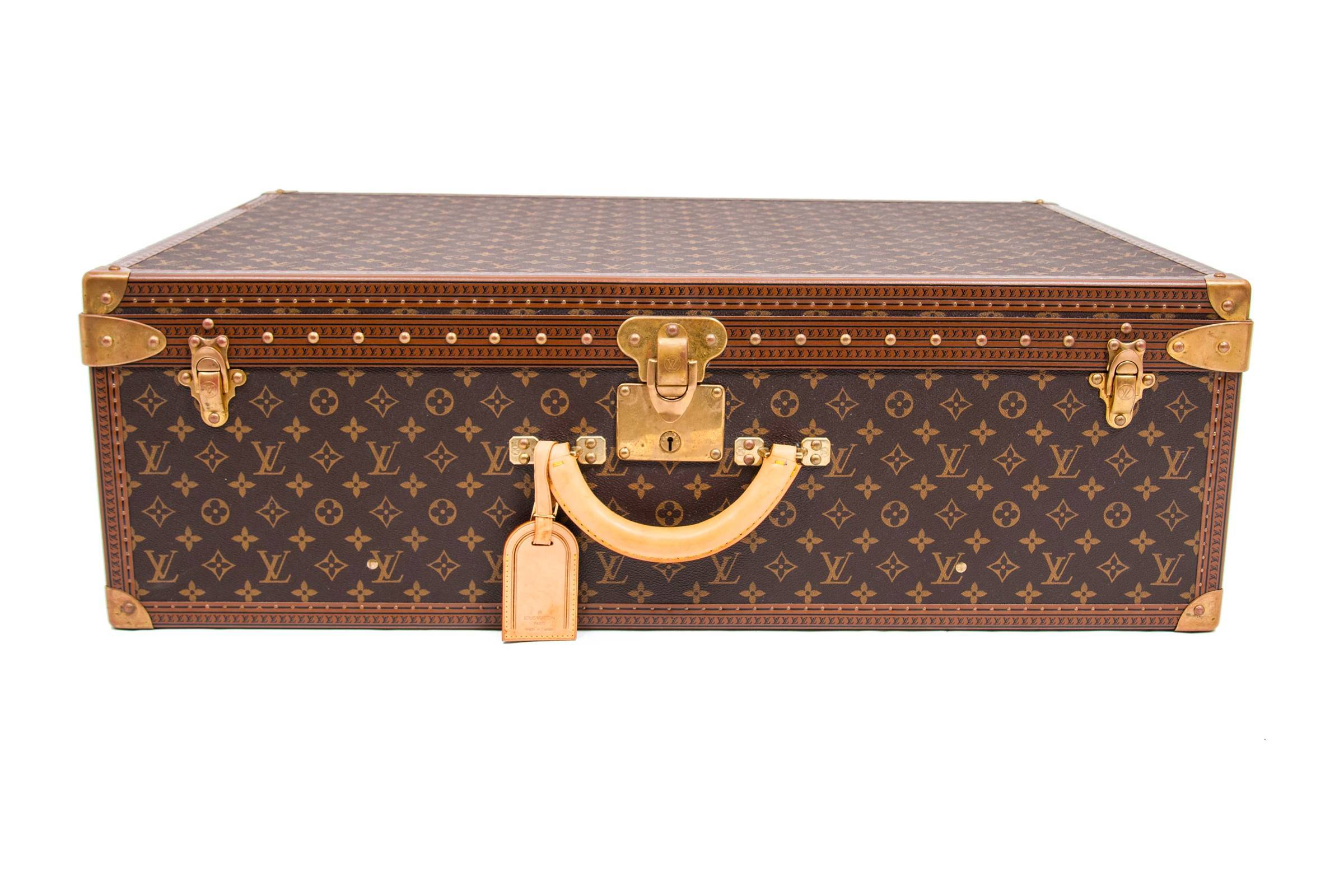 Louis Vuitton Alzer 80 Hardsided Suitcase