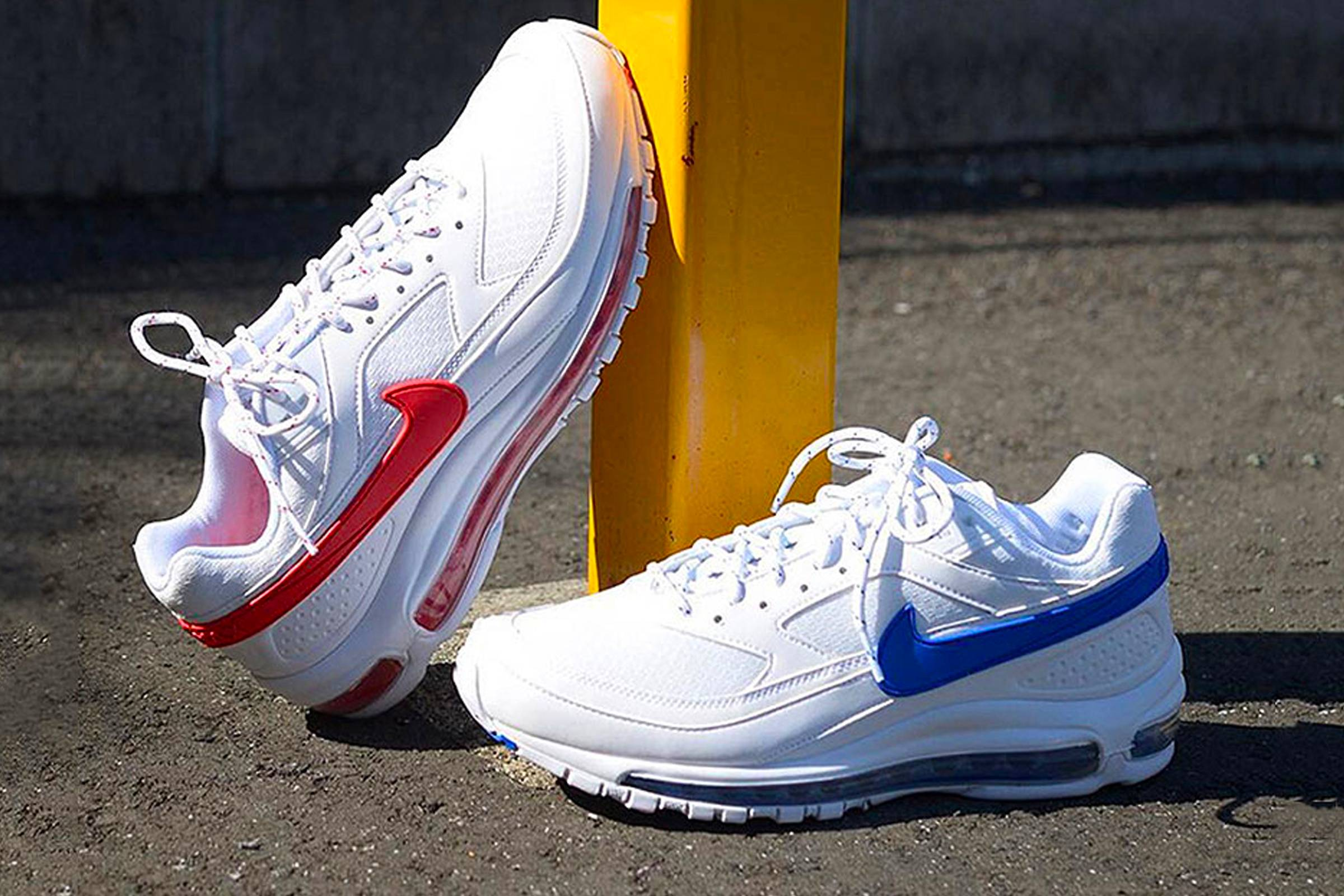 6c8ff9e0c4 Skepta's Latest Nike Collaboration Has a Release Date - Air Max 97 ...