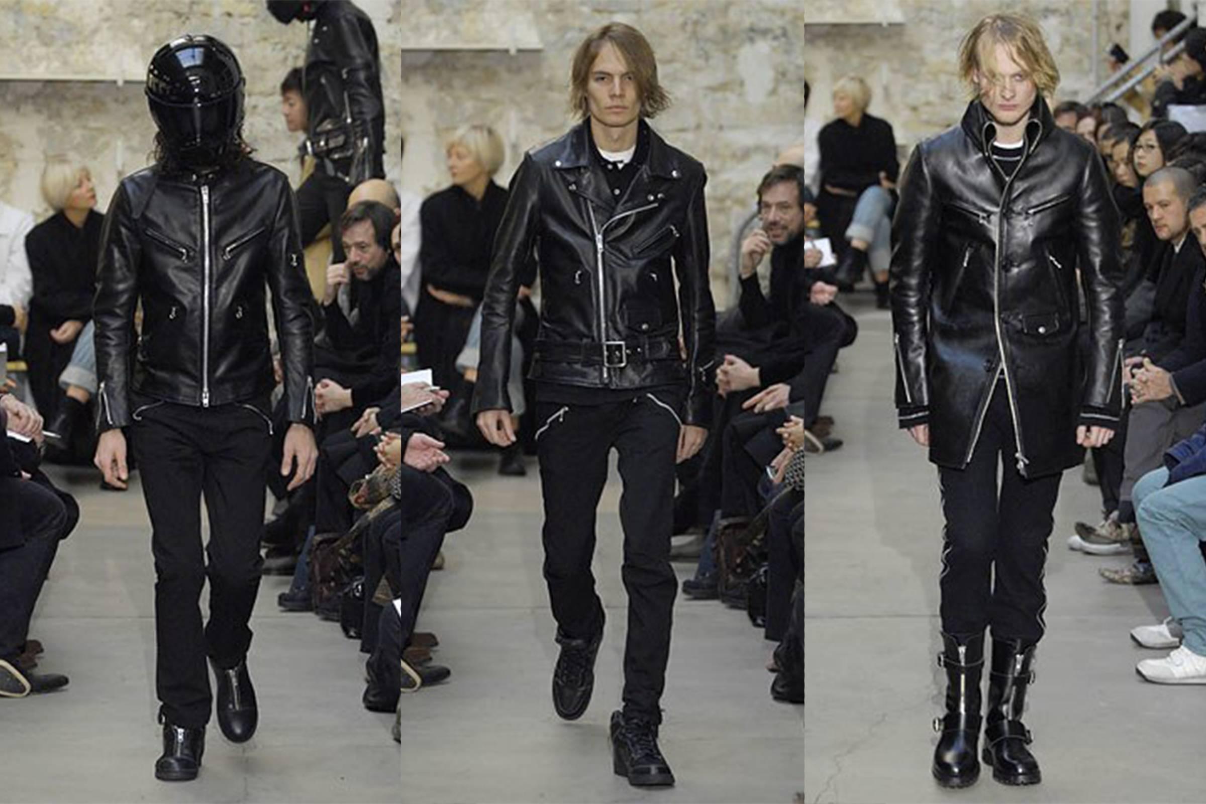 Junya Watanabe x Vanson Rider Jacket (2007)