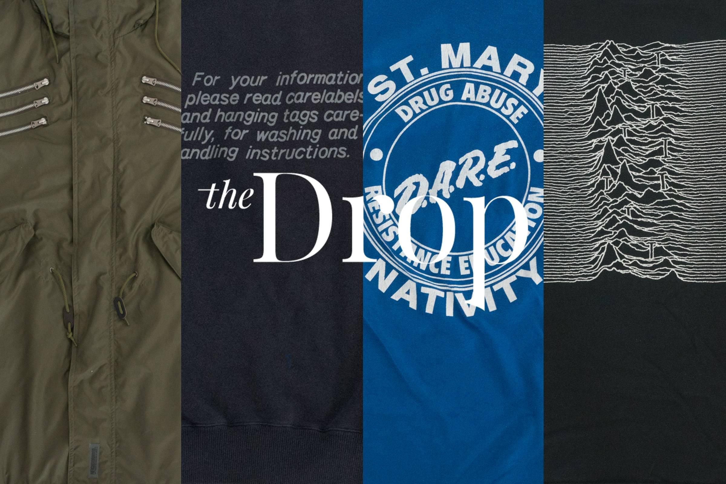 The Drop: November 2, 2016
