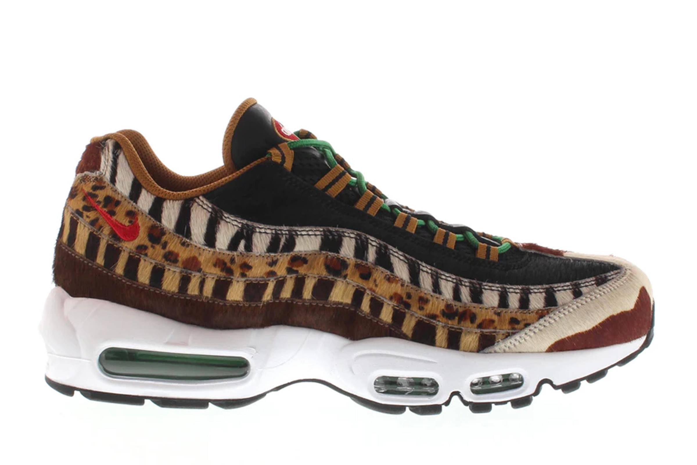 "Atmos x Air Max 95 DLX ""Animal Pack"""