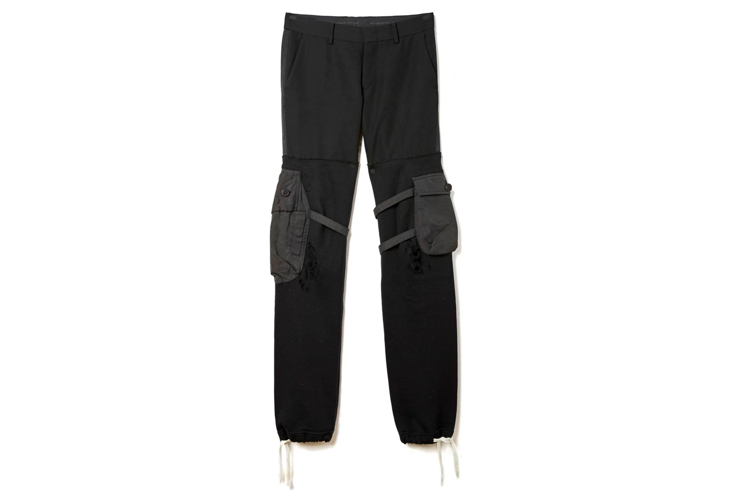 "Number (N)ine ""The High Streets"" Hybrid Cargo Pants"