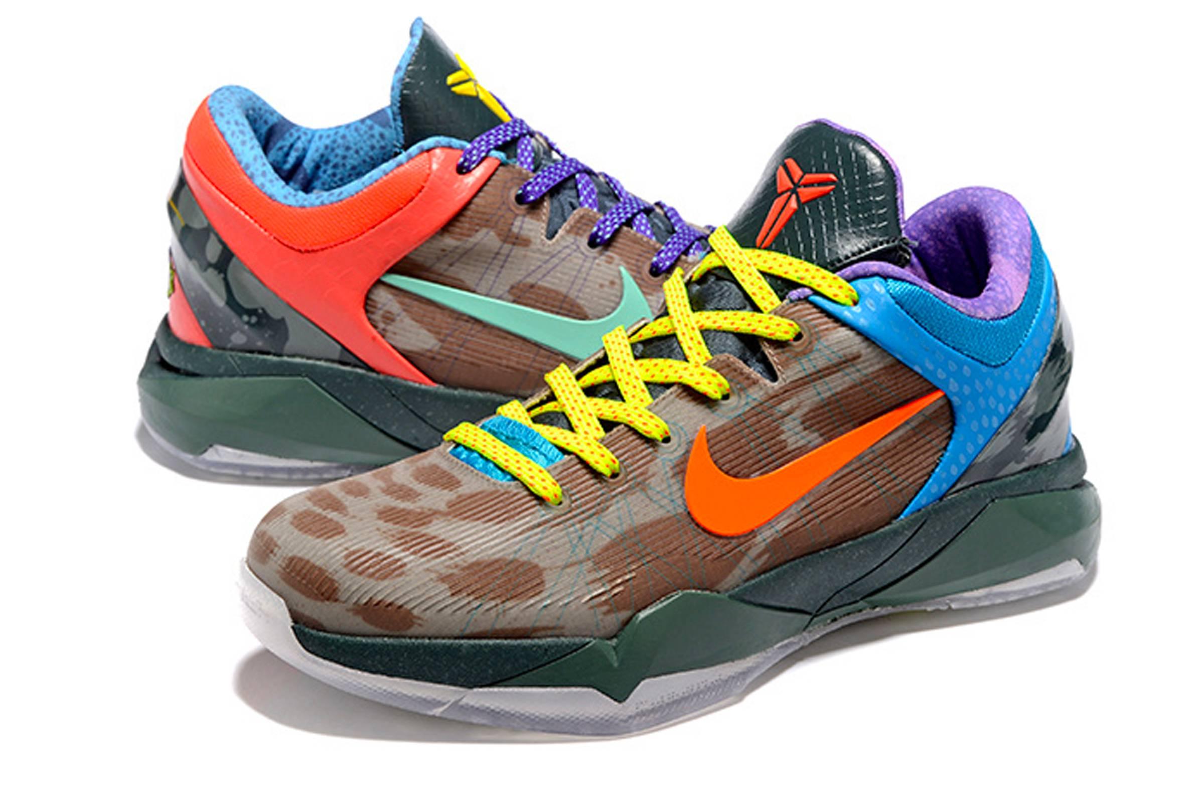 """Nike Kobe VII """"What The"""""""