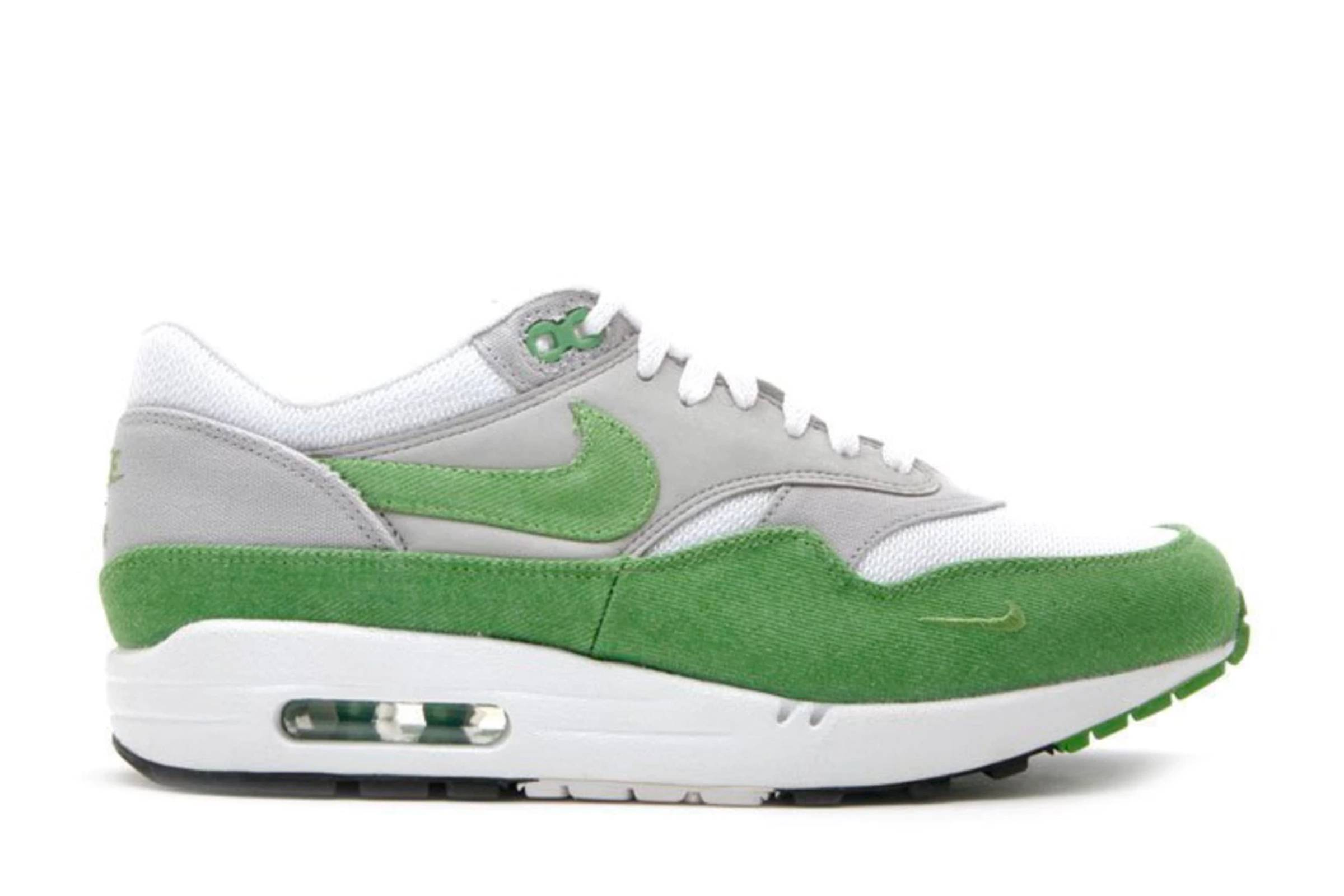 "Patta x Nike Air Max 1 ""5th Anniversary/Chlorophyll"""