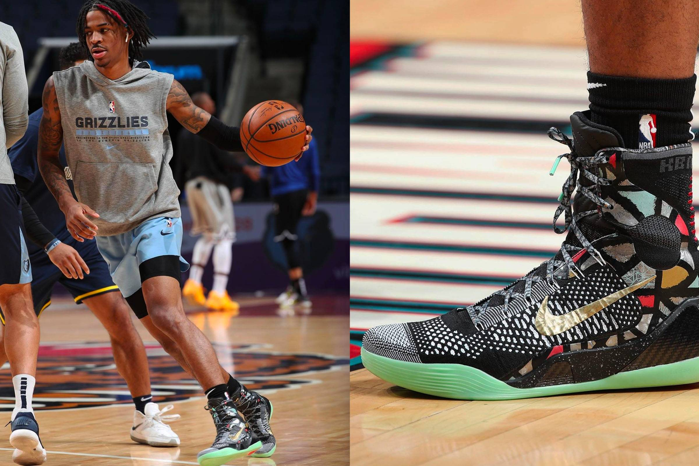 NBA Kicks Recap