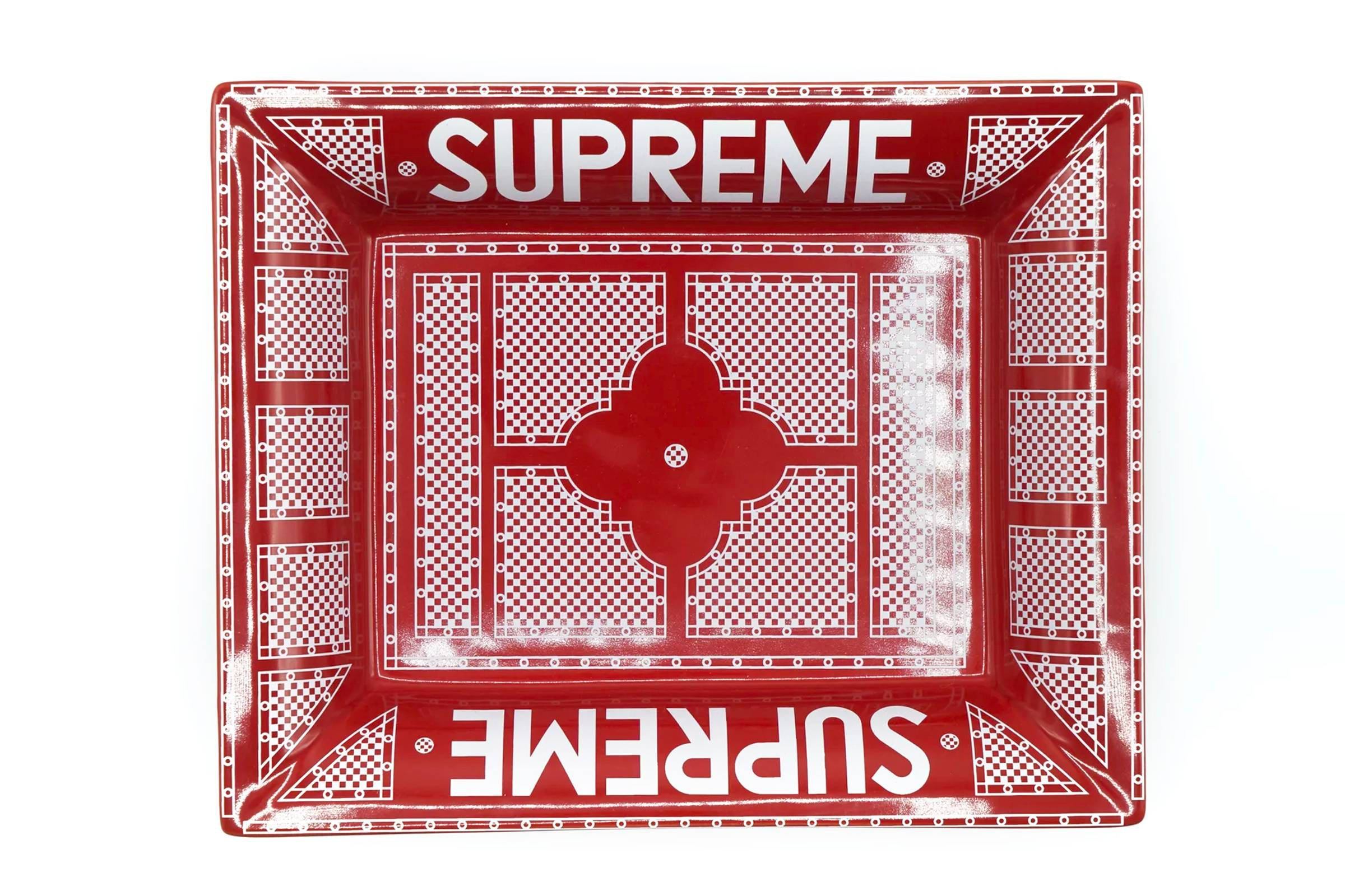 Supreme Hermès-Inspired Ashtray (Spring/Summer 2012)