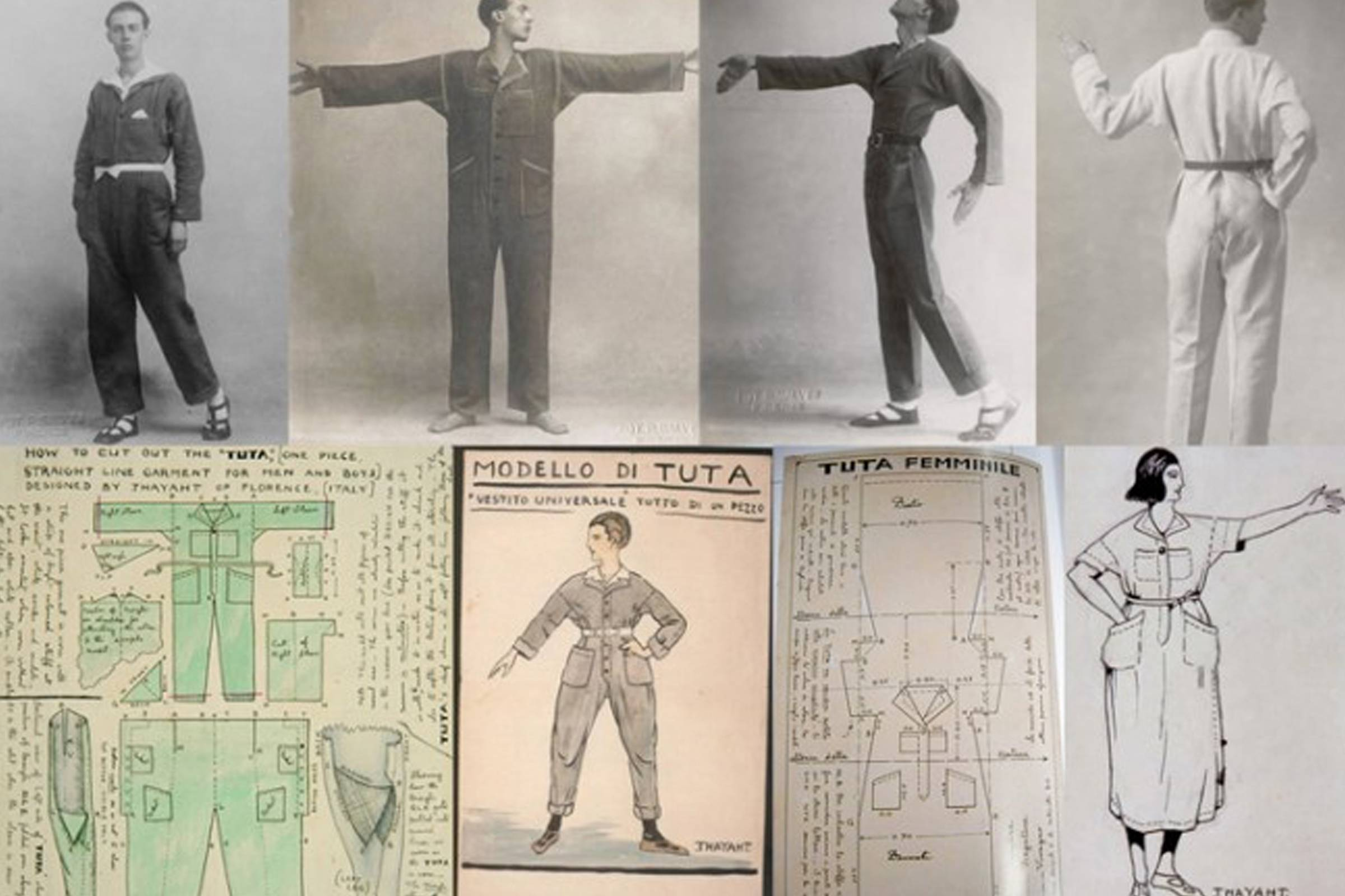"""10fb5ea065db The story of the jumpsuit really starts with what is properly called a  """"boilersuit"""" or """"coverall."""" A quintessential product of the industrial  revolution"""