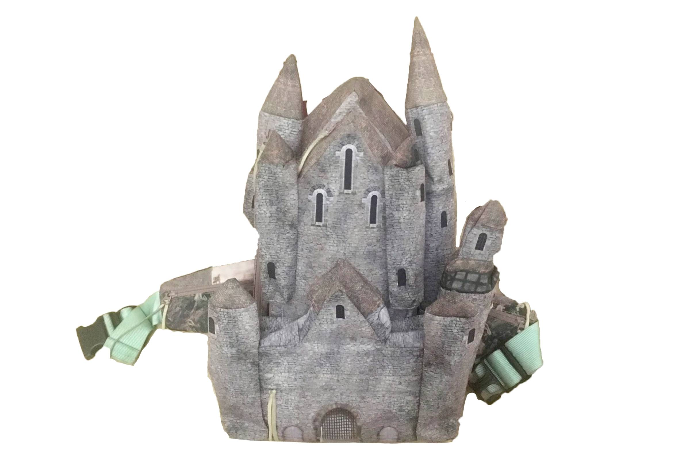 Undercover Castle Backpack