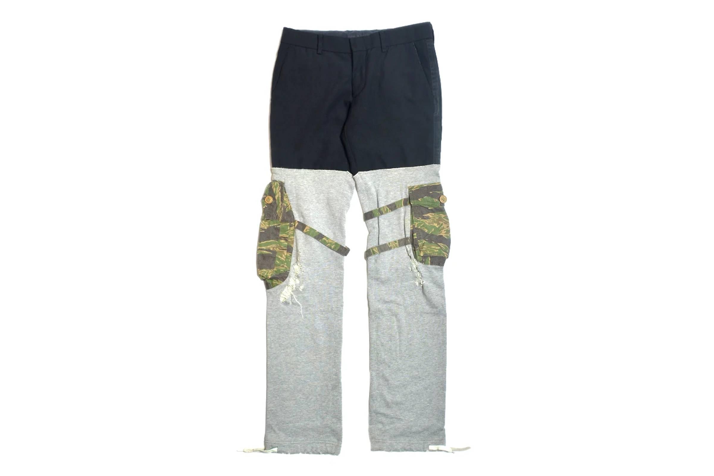 Number (N)ine Hybrid Cargo Pants