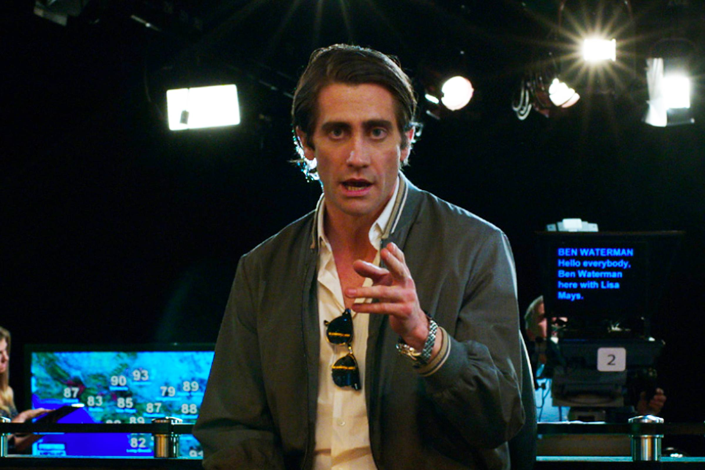 "Louis Bloom (""Nightcrawler"", 2014)"