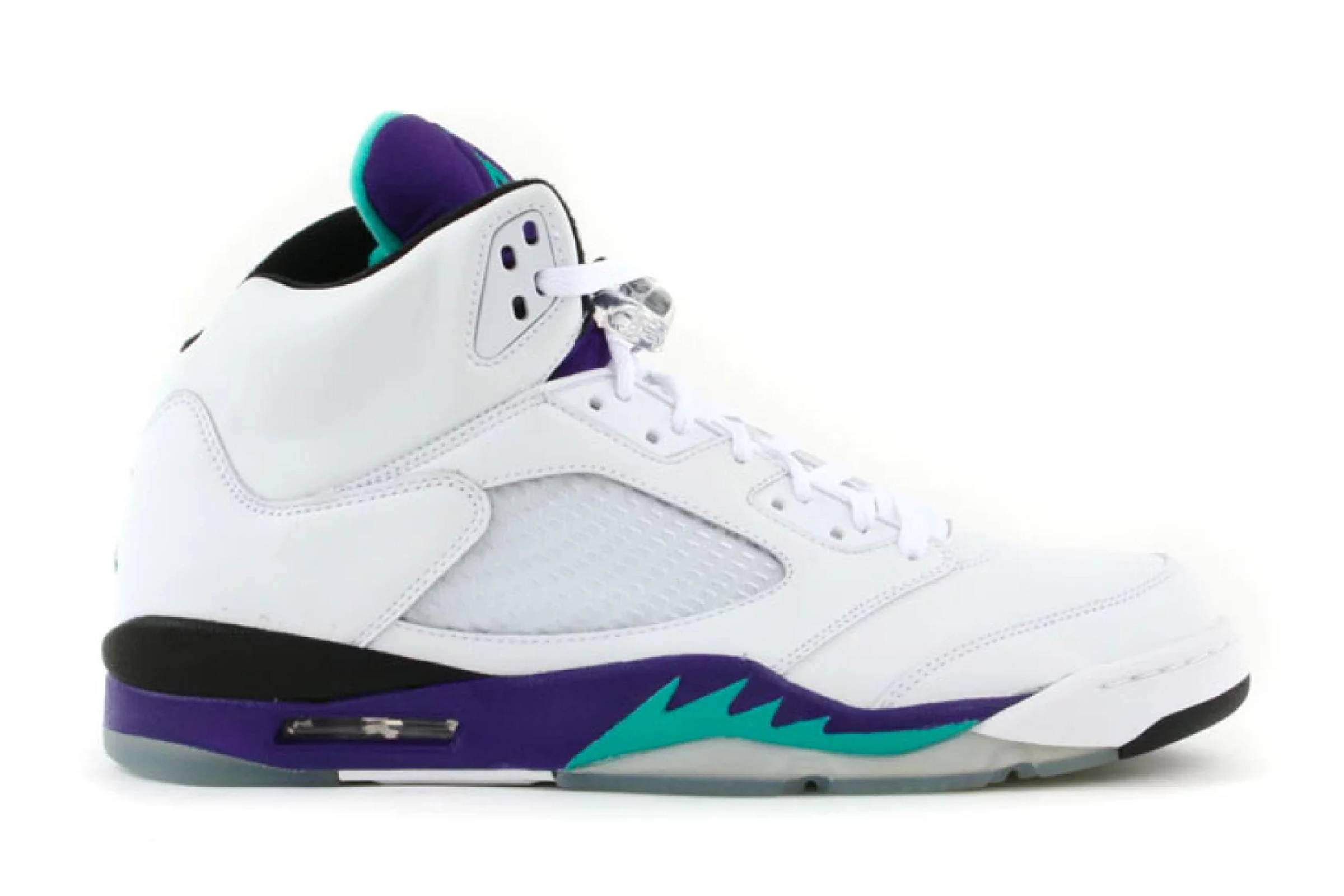 "Jordan V ""Grape"""