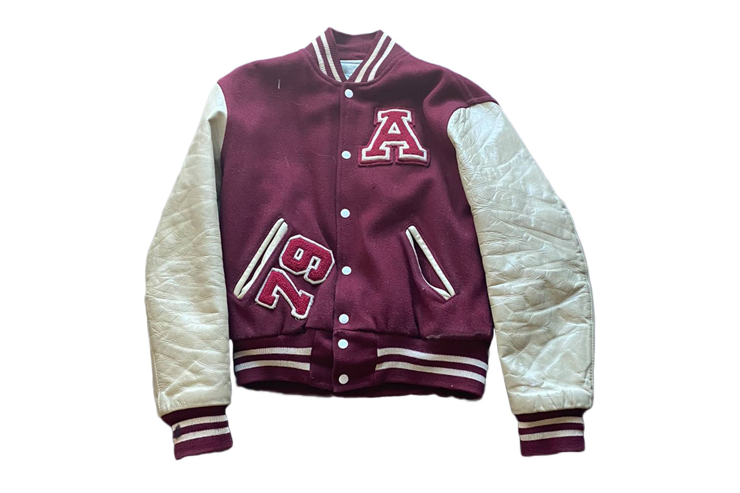 Vintage Arlington High School Varsity Jacket