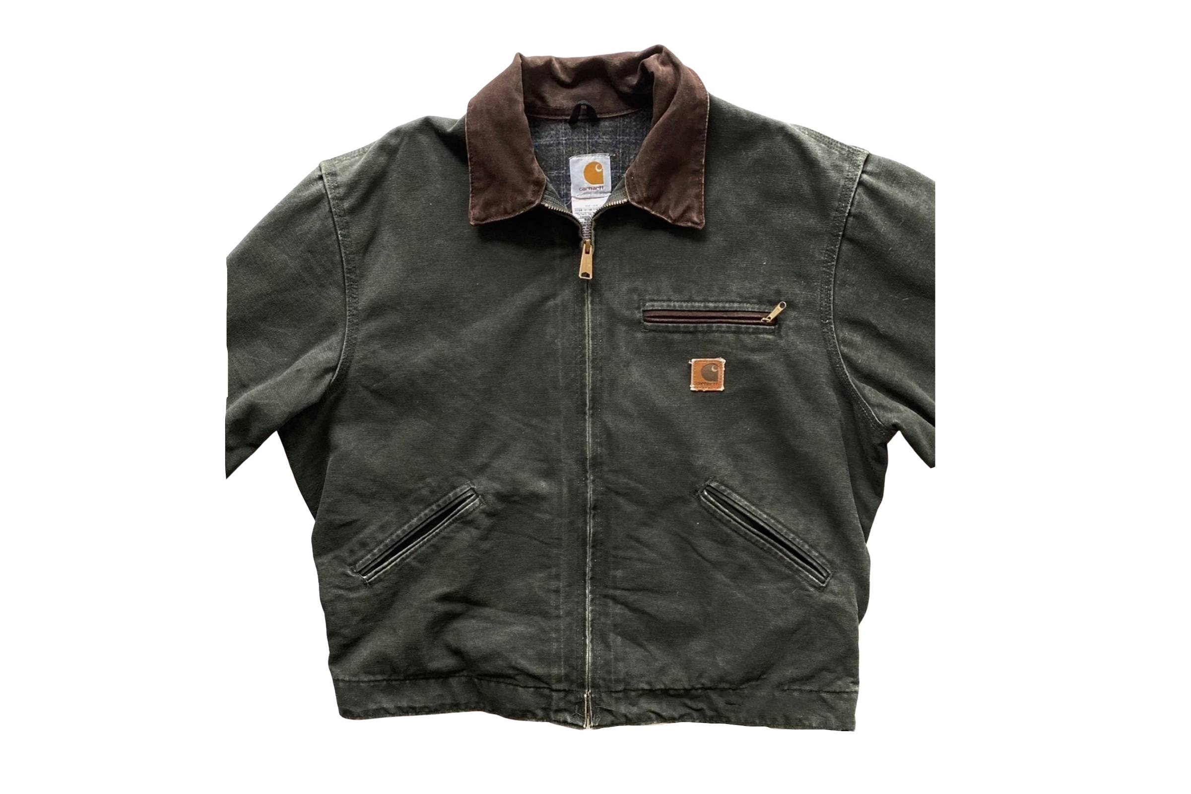 Carhartt Blanket-Lined Detroit Jacket