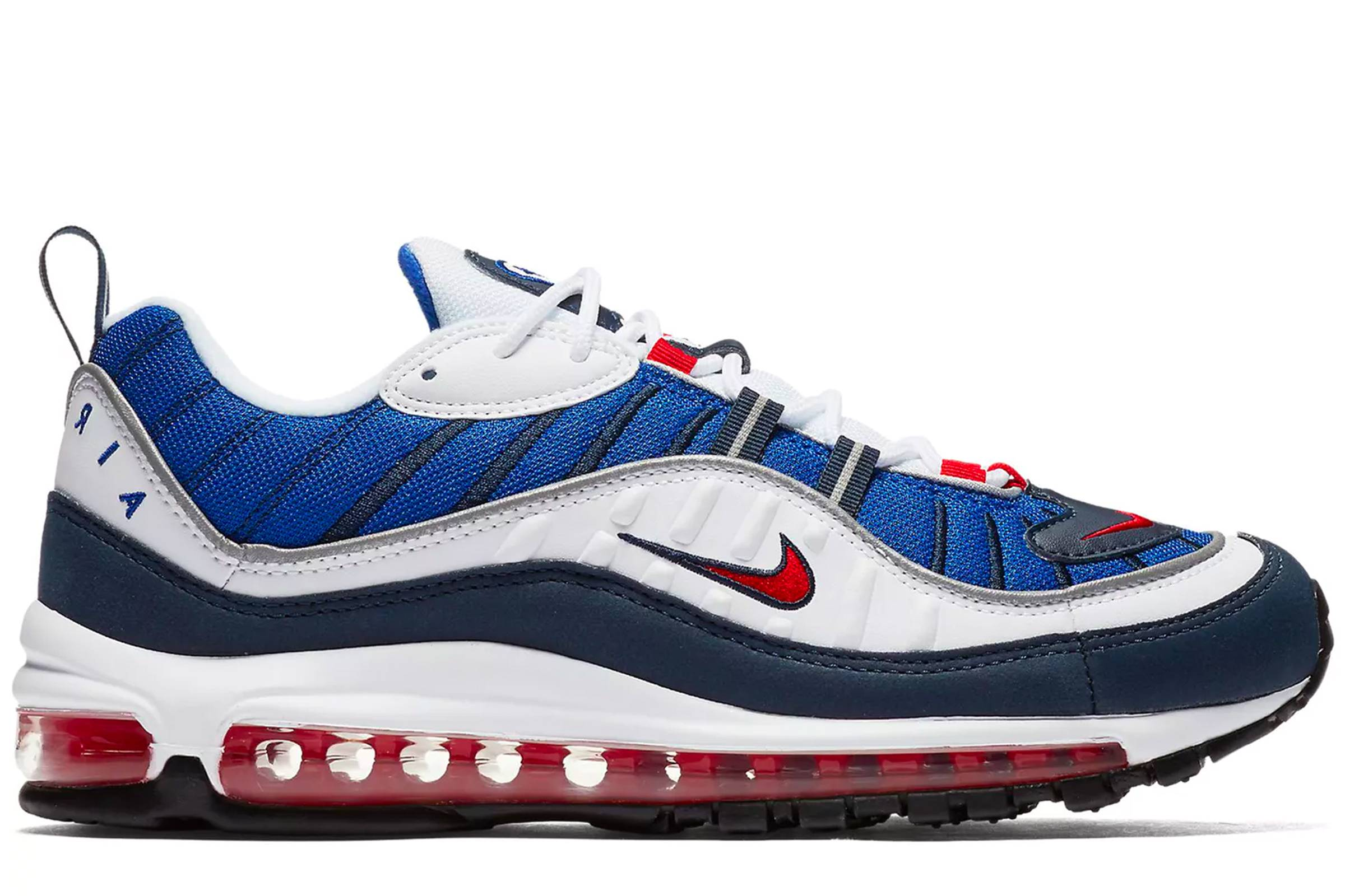 chaussures de sport e1faf f57c5 Nike's Problem Child: A History of the Air Max 98 | Grailed