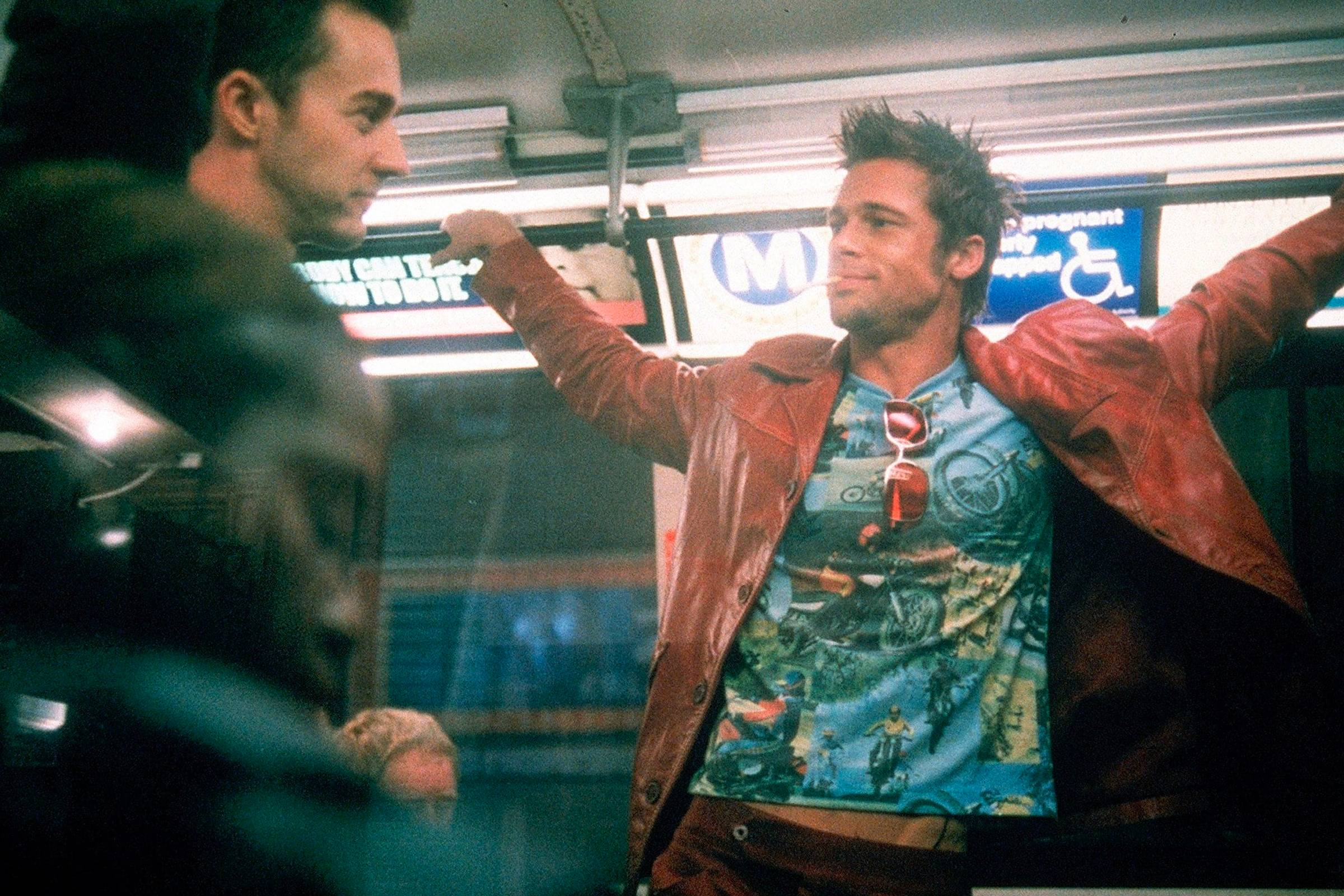 Tyler Durden Isn't the Icon You Think He Is