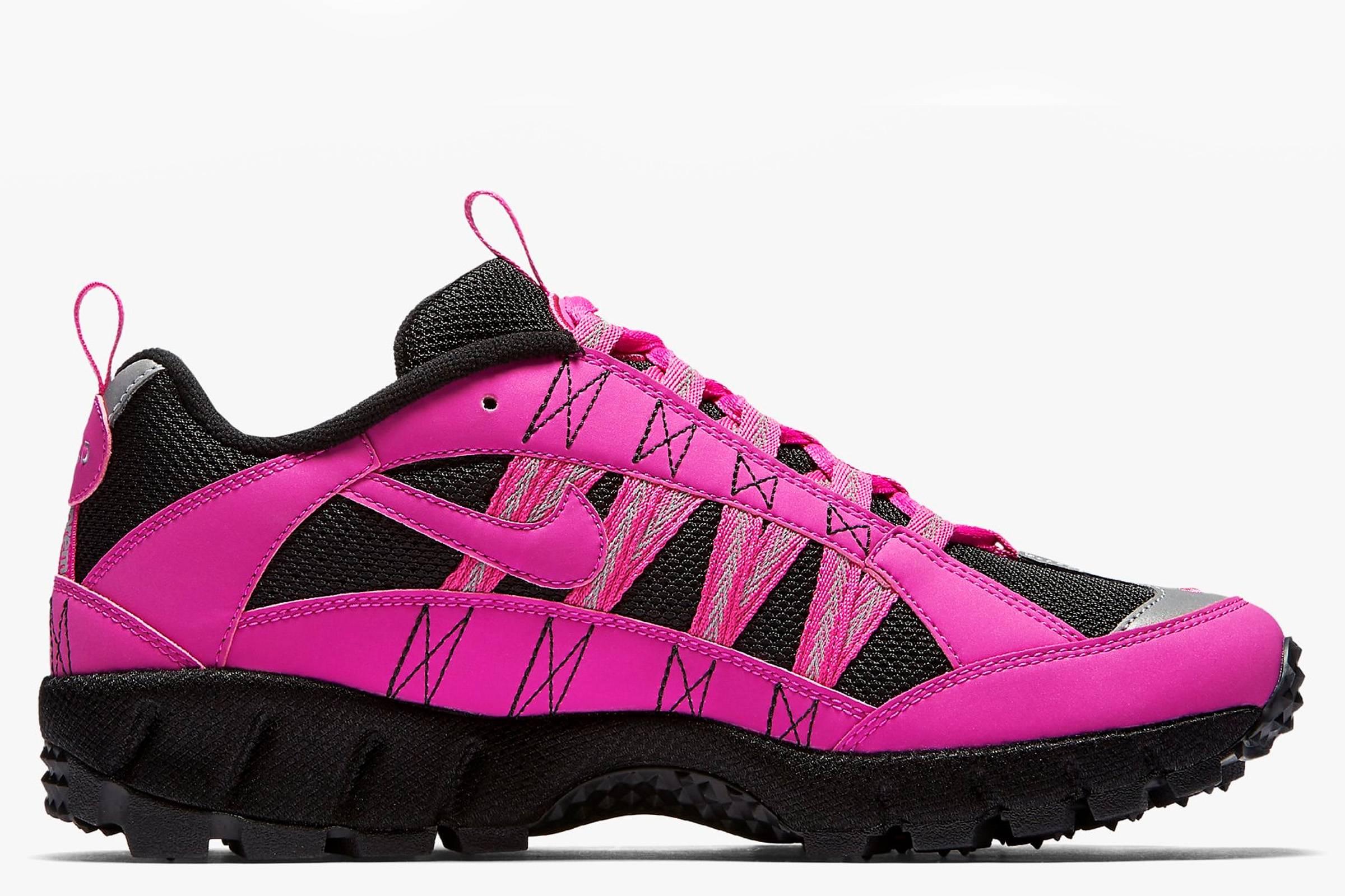 "Supreme x Nike Air Humara 17 ""Fire Pink"""