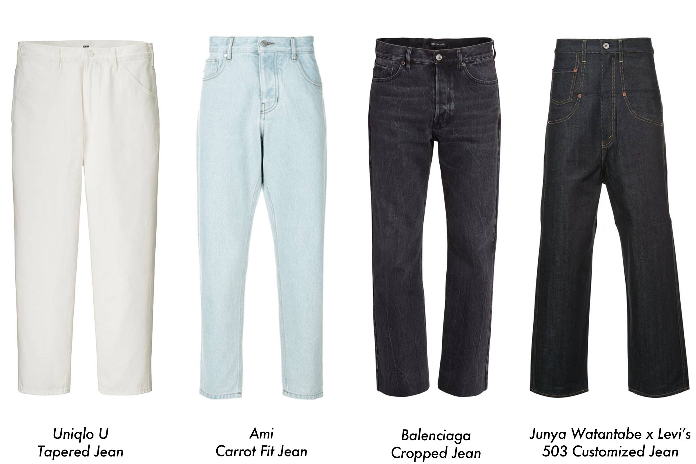 Best Tapered Jeans For Men