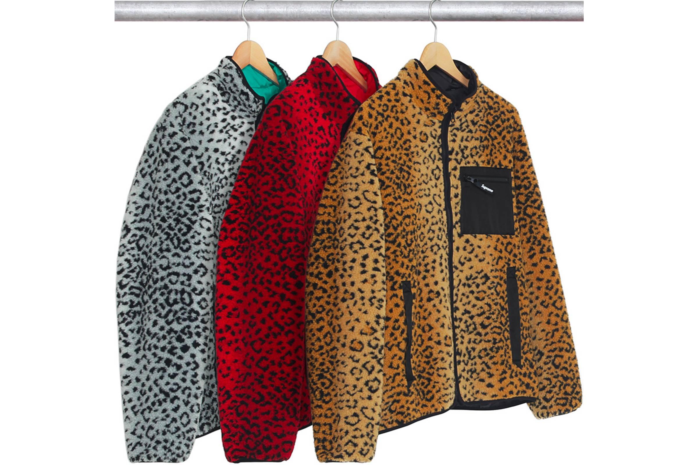 Leopard Print Fleeces