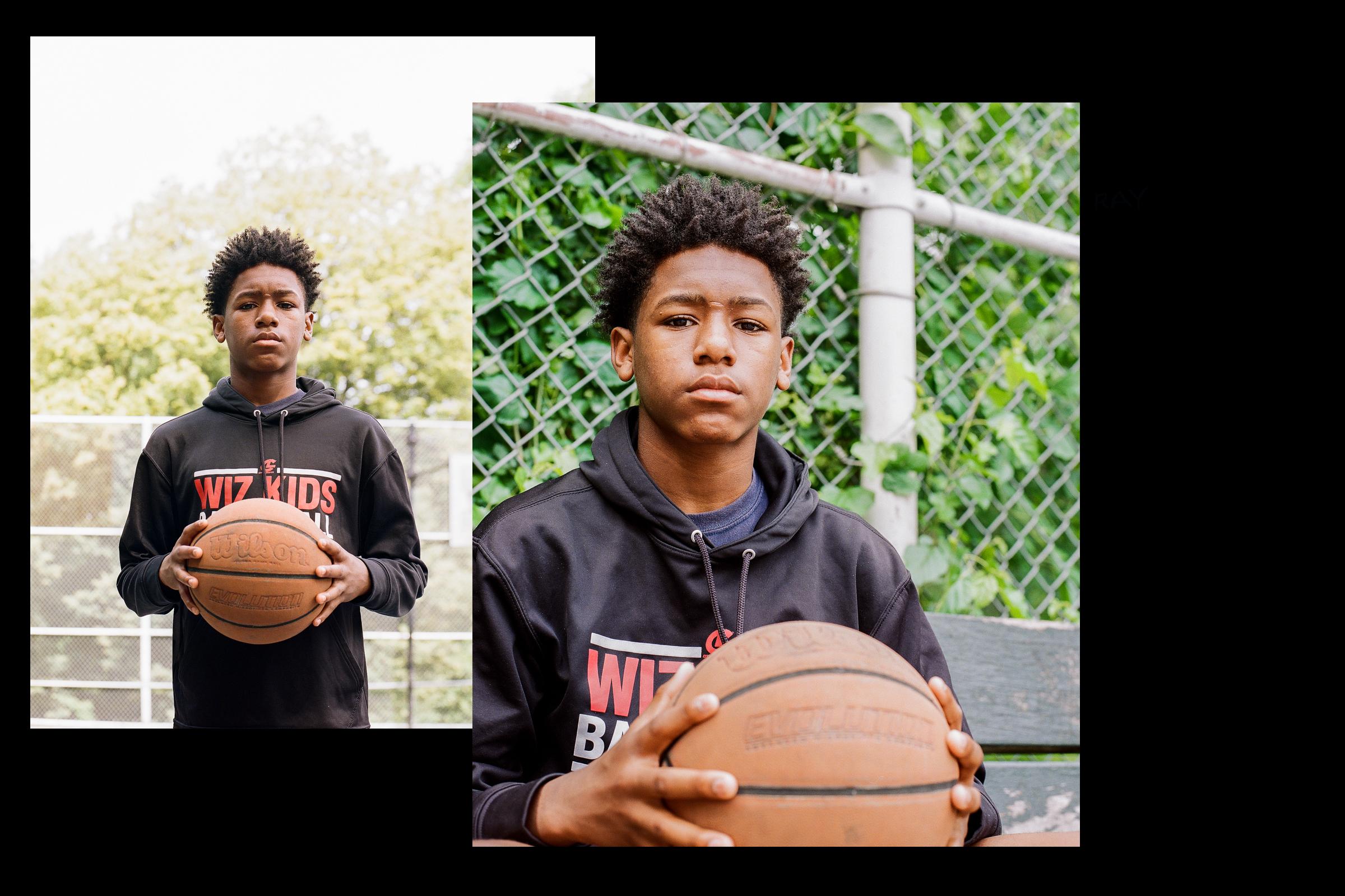 Ray, 15, Bronx, NY