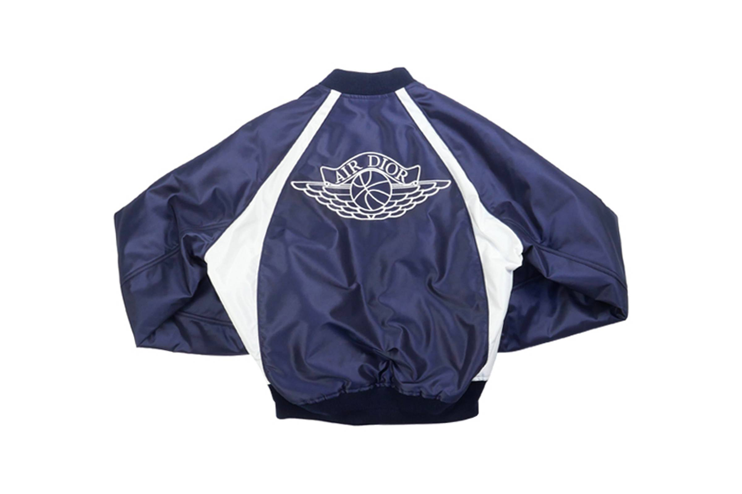 "Dior x Jordan Brand ""Air Dior"" Bomber"