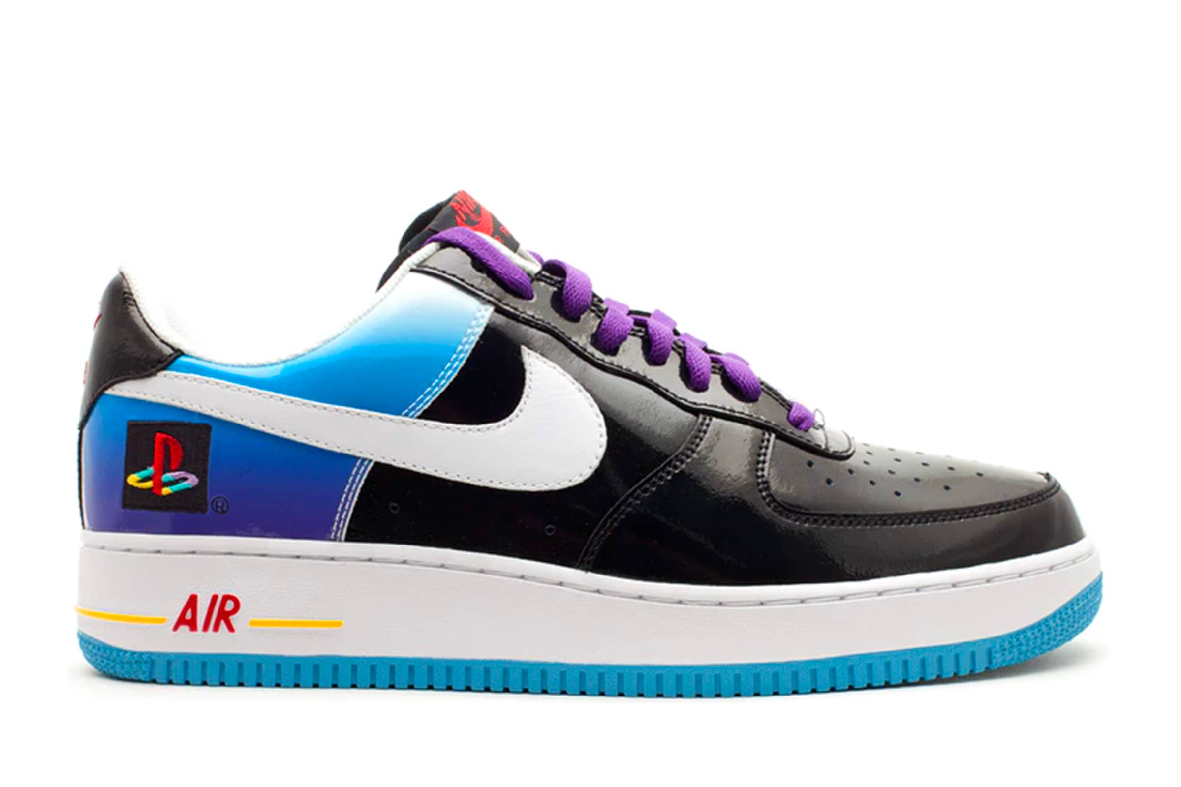 "Nike Air Force 1 ""Playstation 10th Anniversary"""