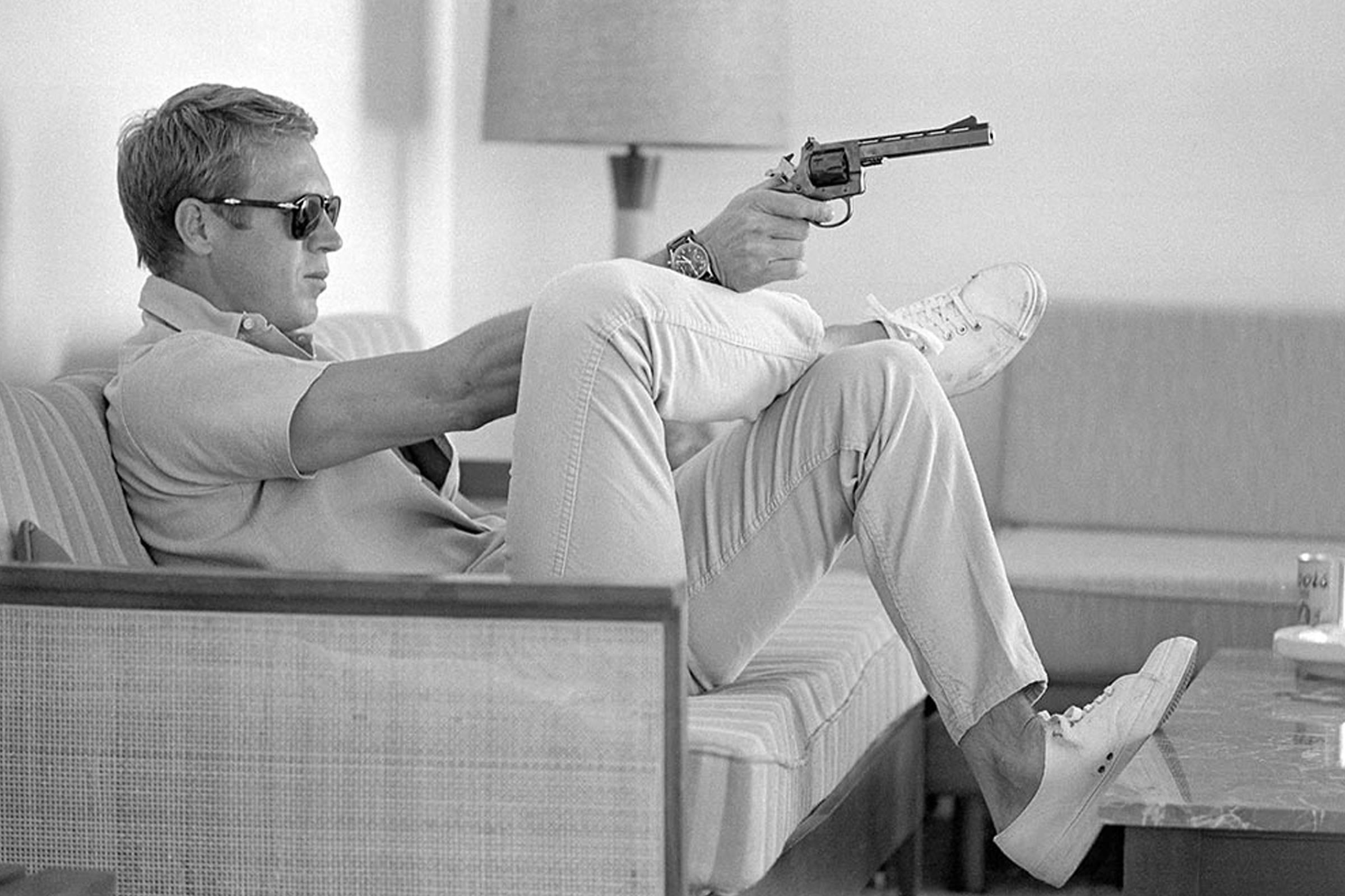 From Virgil Hilts to Frank Bullitt: The On-Screen Style of Steve McQueen