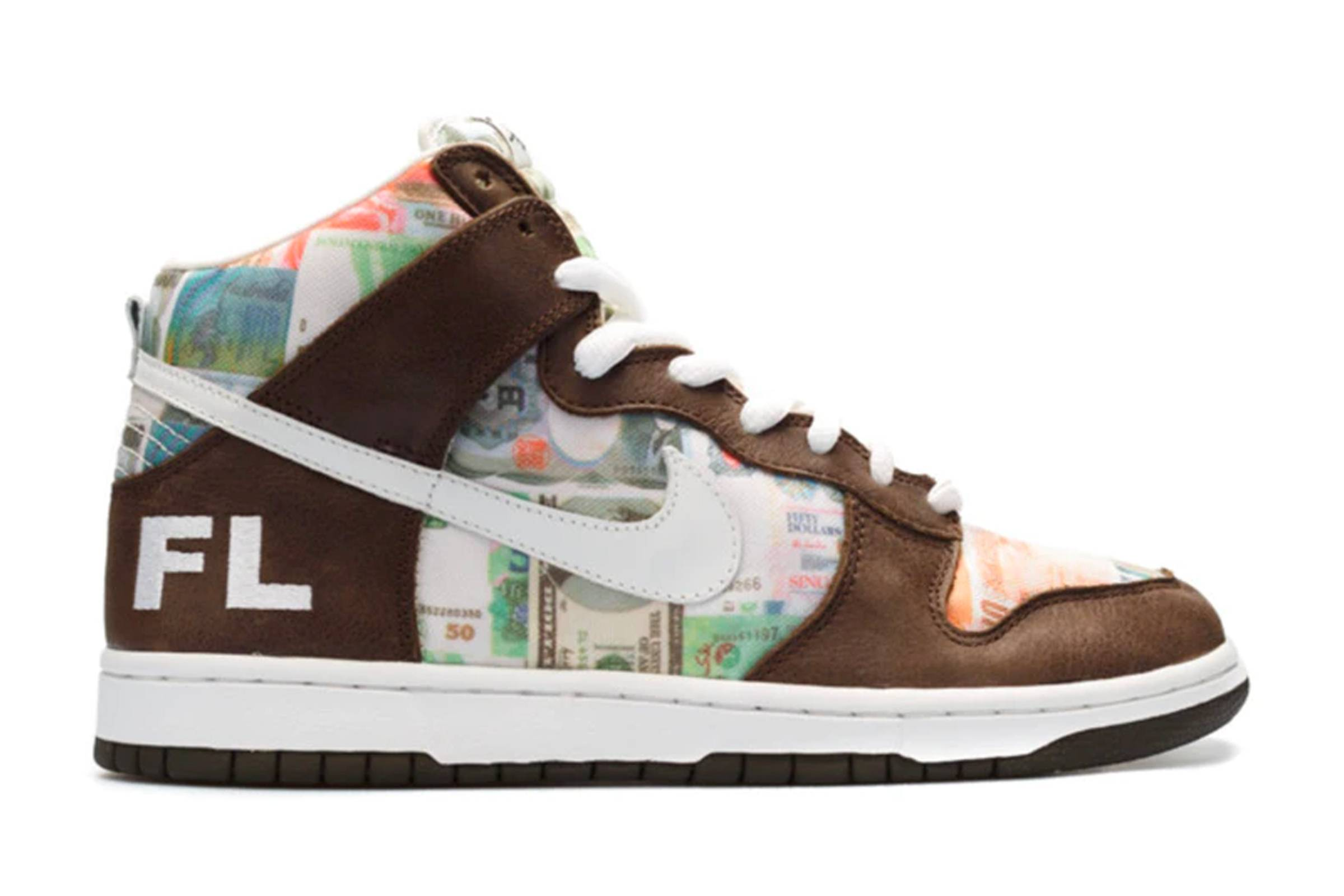 "5. Nike Dunk High Pro SB ""FLOM"""