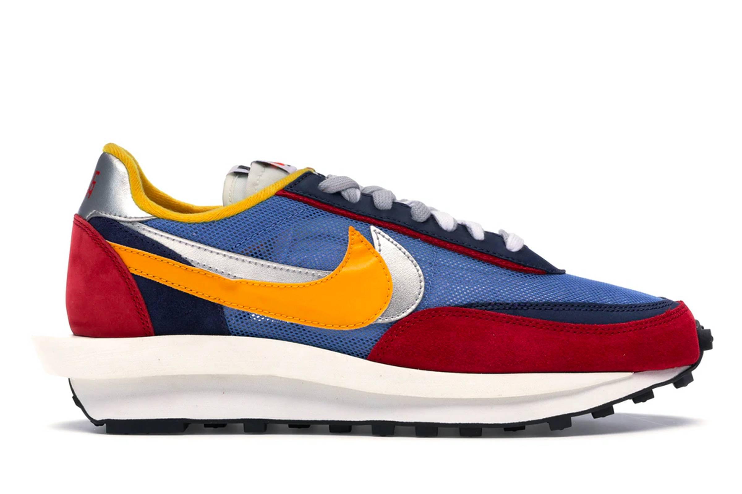 """Sacai x Nike LDV Waffle """"Varsity Blue"""""""