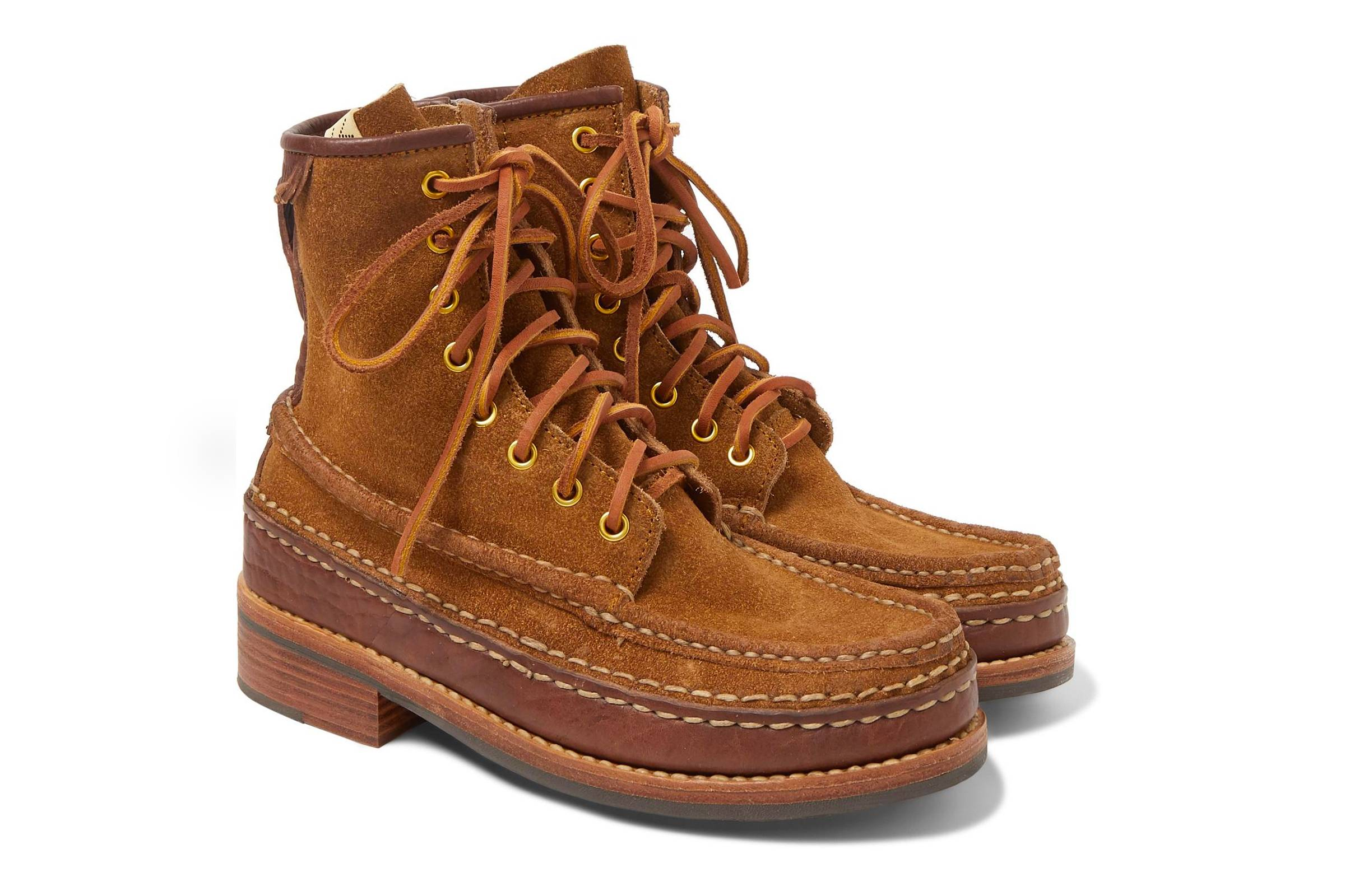 Visvim Grizzly Boot