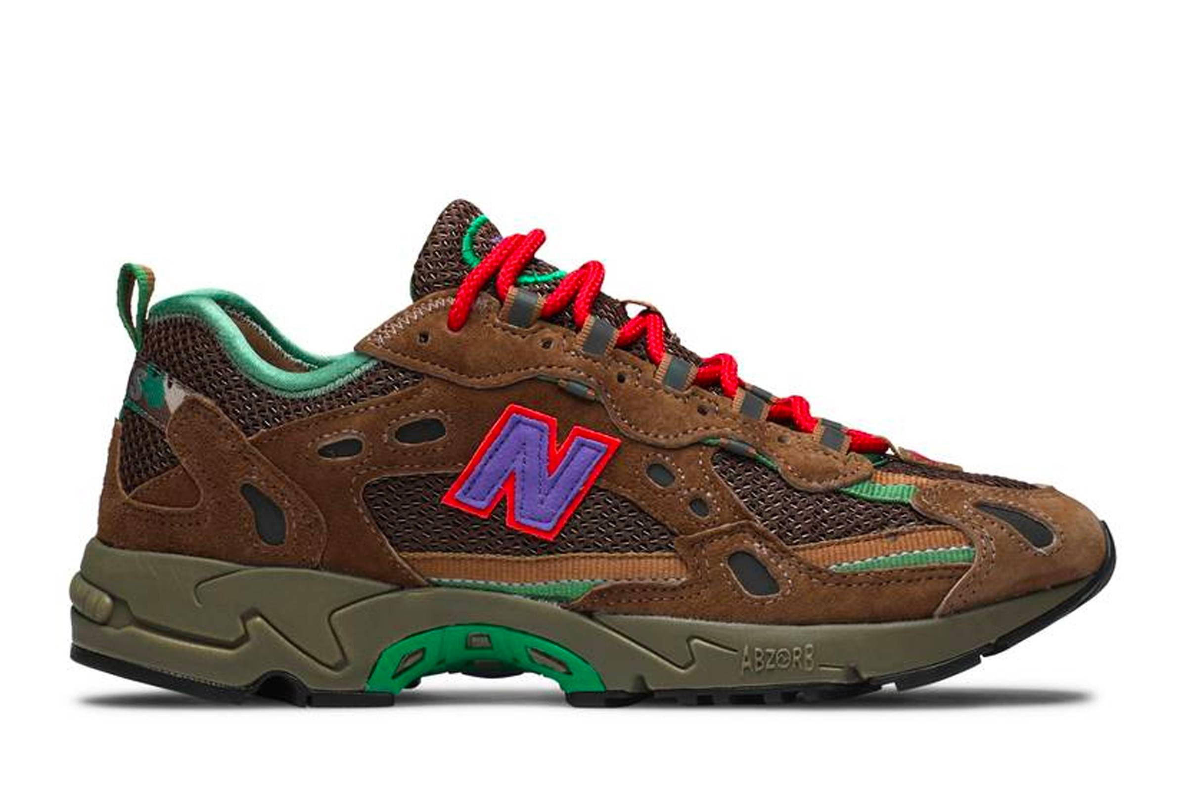 """Stray Rats x New Balance 827 """"Sewer Stompers"""""""