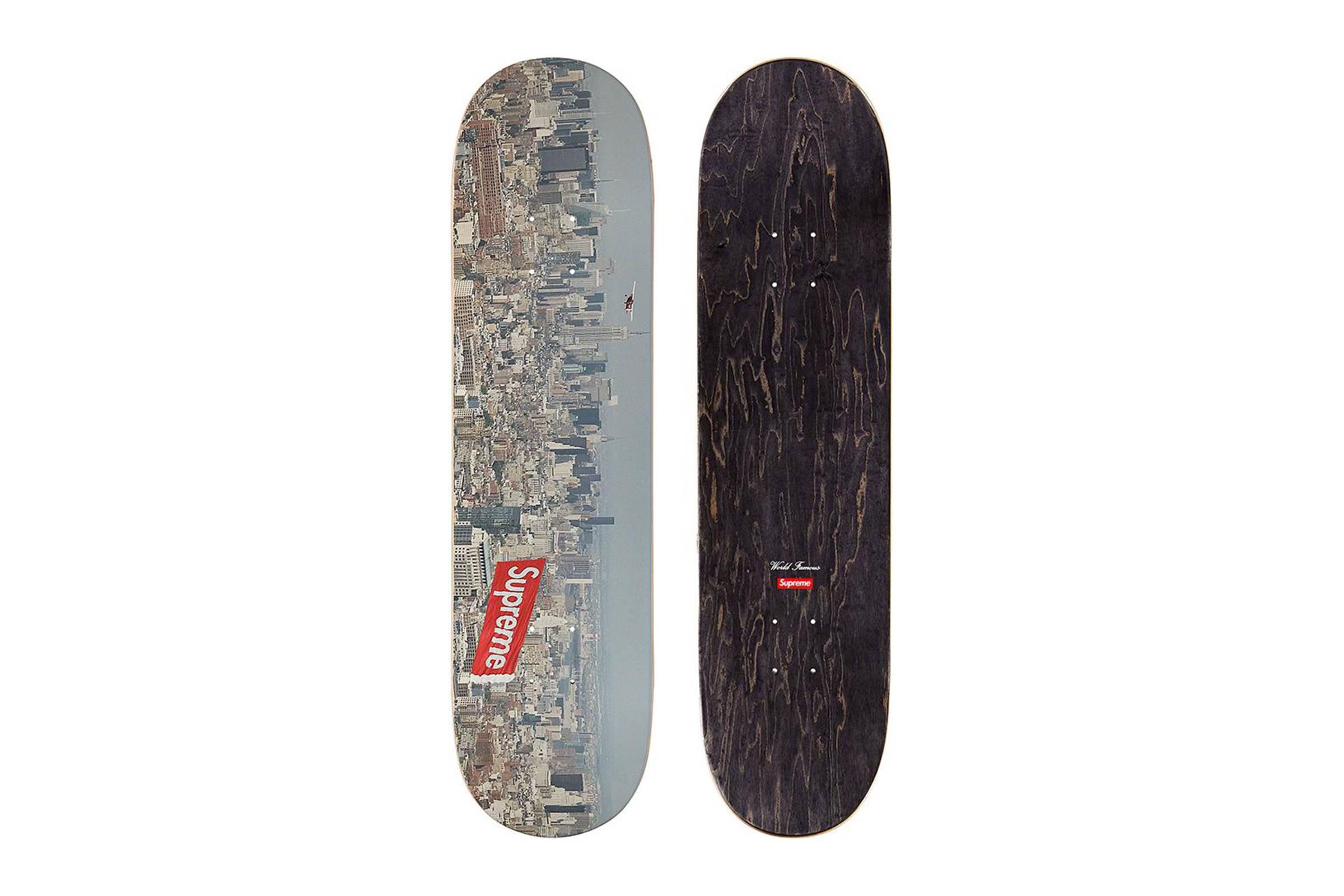 Supreme Fall/Winter 2020 Aerial Skateboard Deck