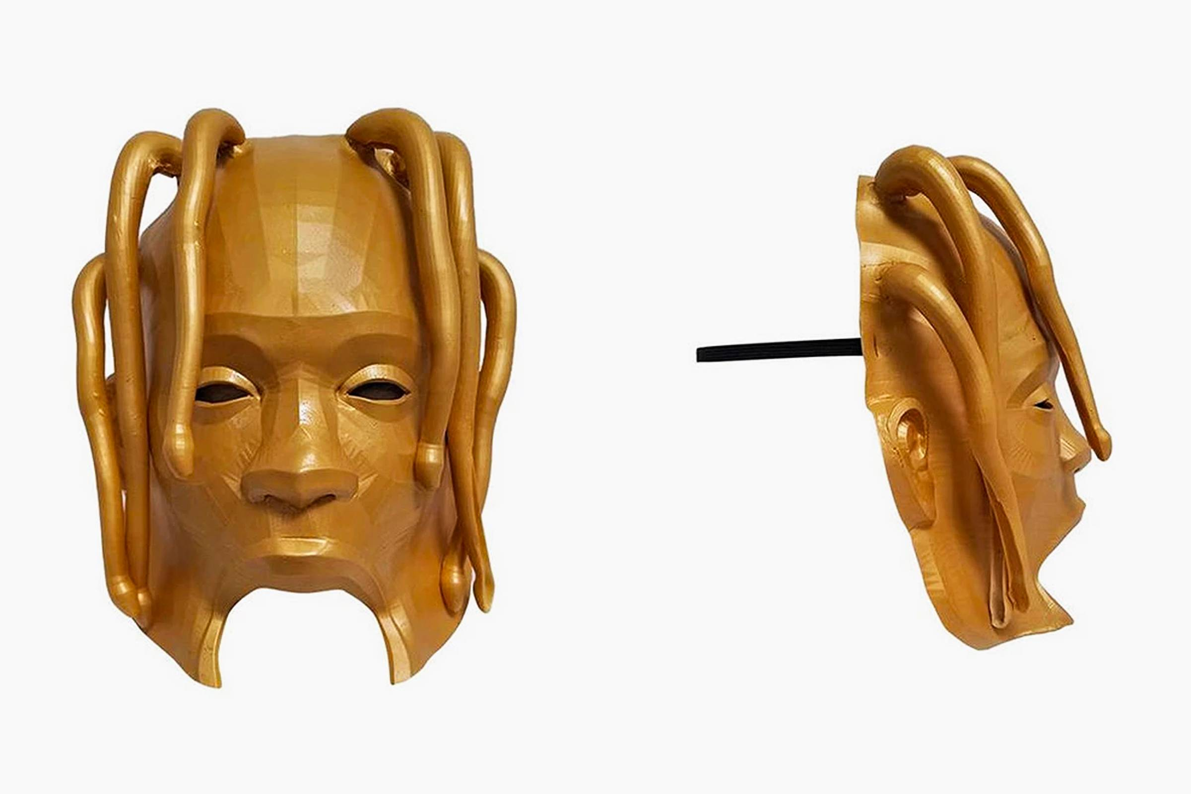 """Astroworld"" Deluxe Edition Mask (2018)"