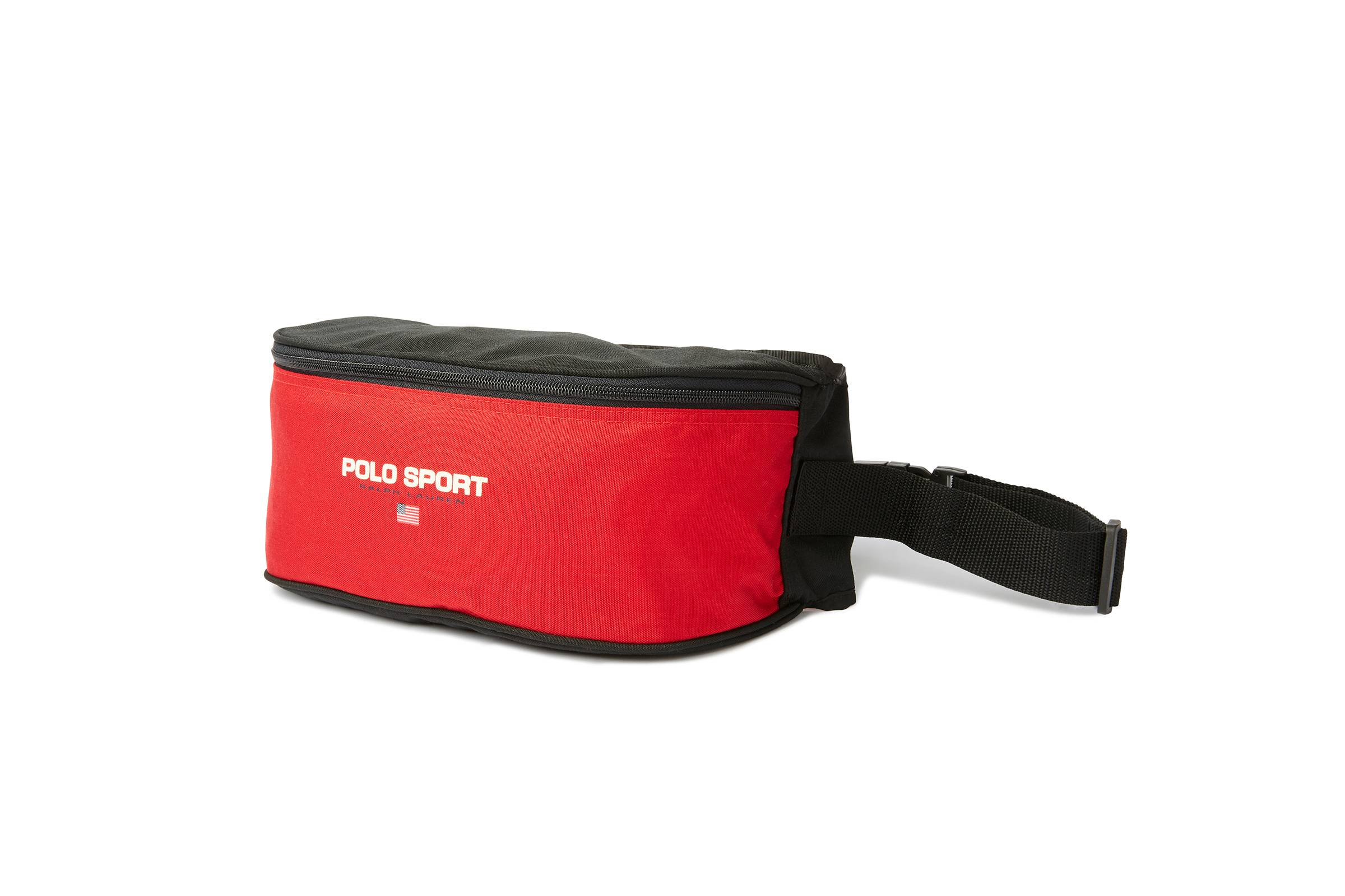 Polo Sport Logo Waist Bag