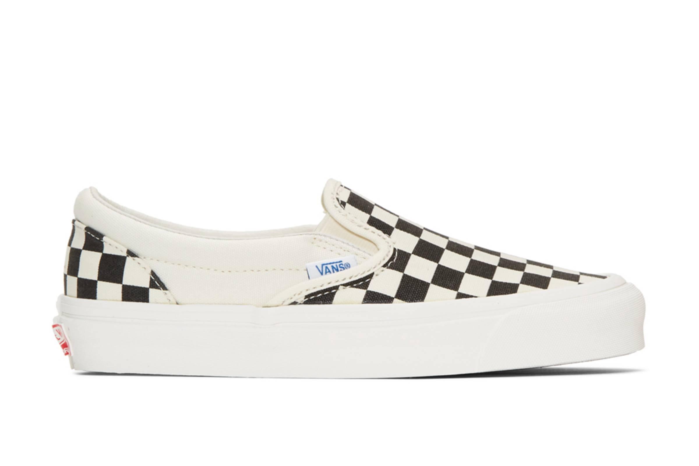 The Foundation: Vans Slip-On