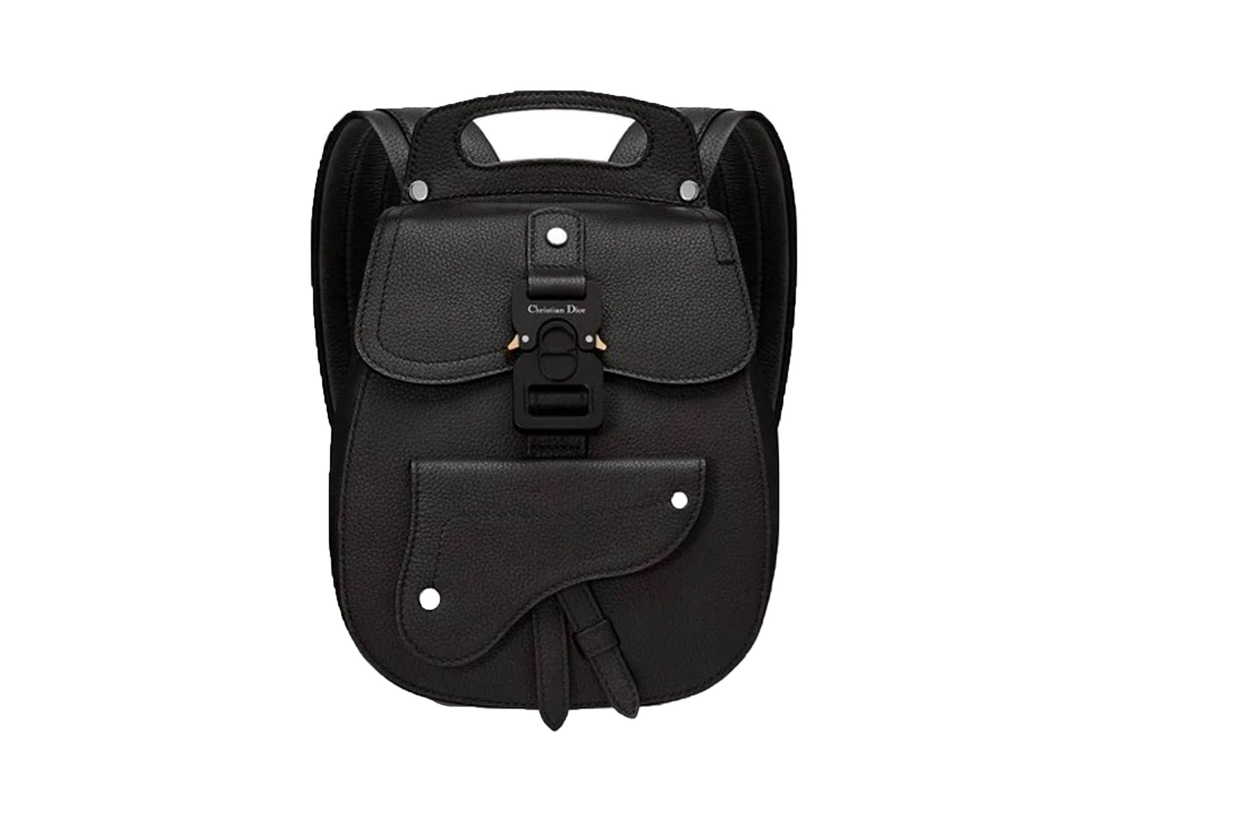Dior Men's Saddle Bag Backpack
