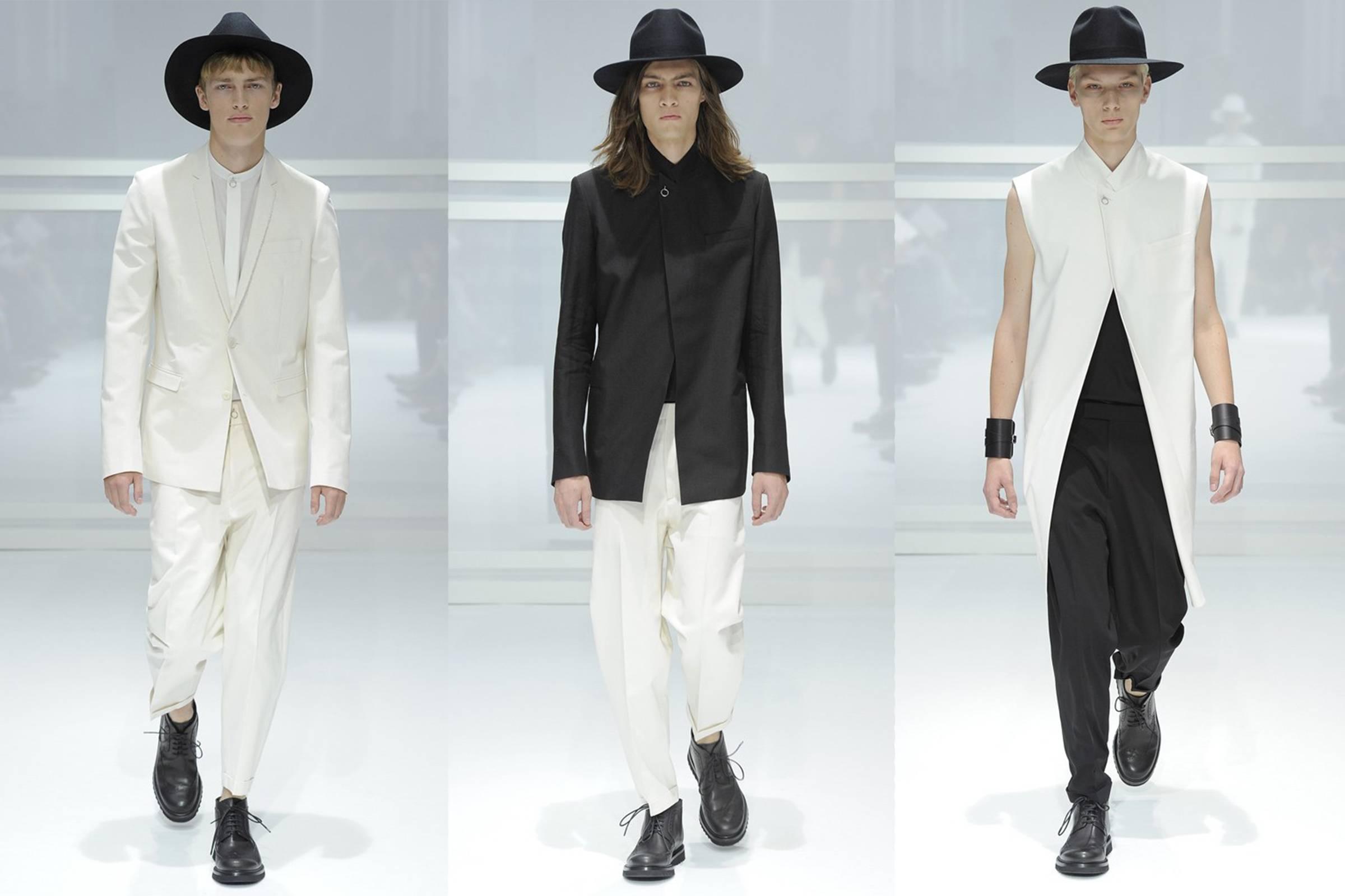 Dior Homme Spring/Summer 2012