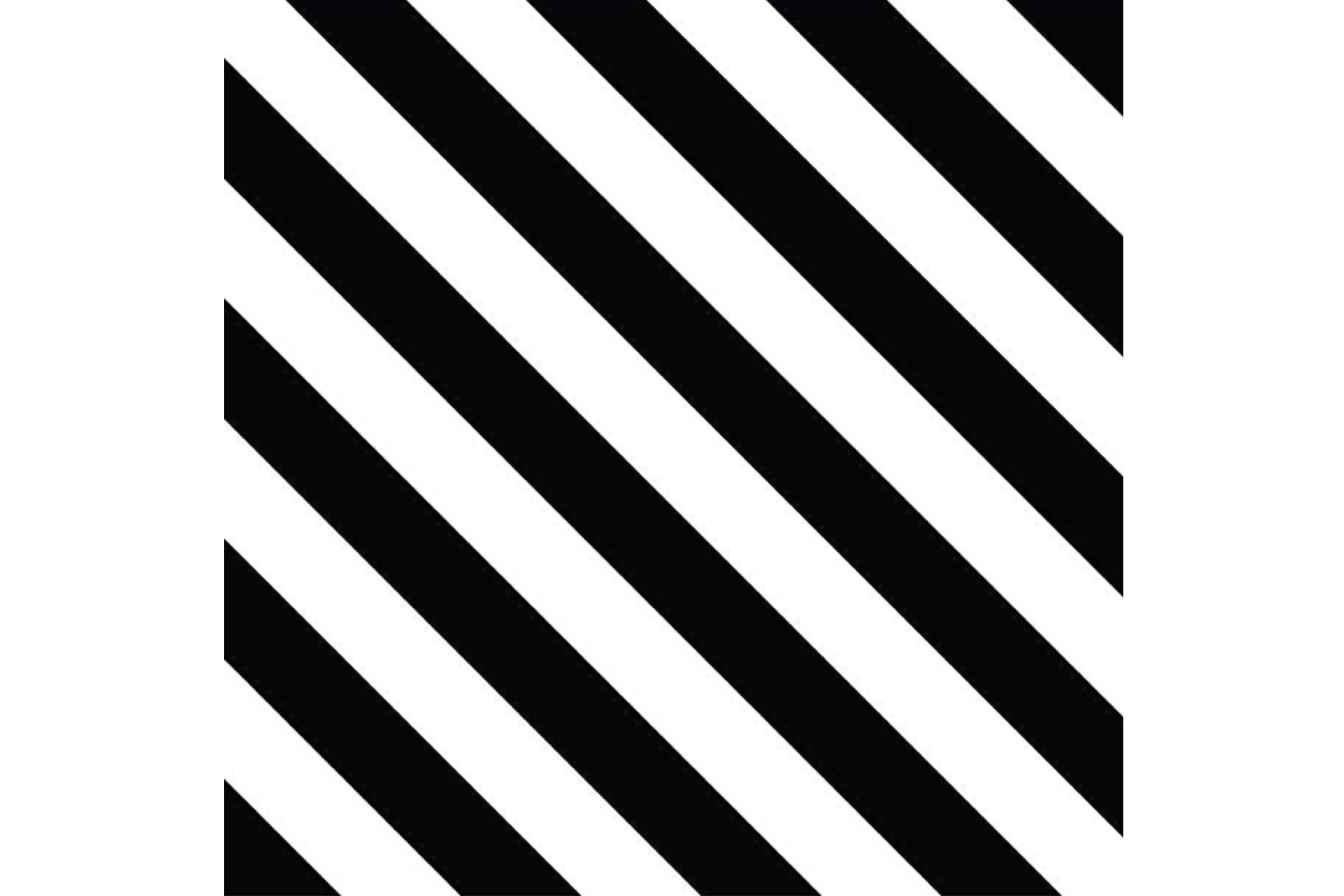 The Story Behind Those Diagonal Lines