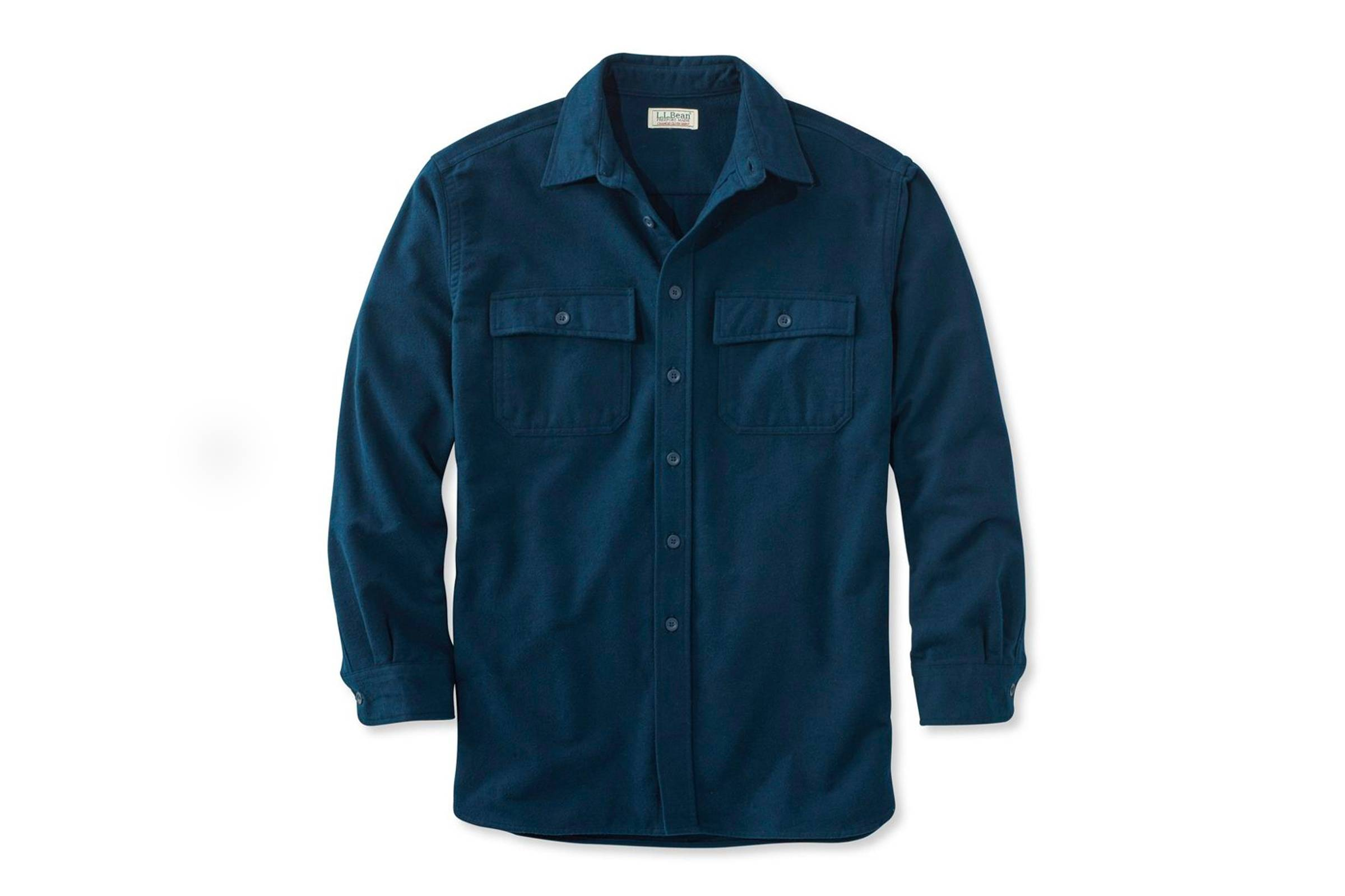 1. L.L. Bean Chamois Shirt